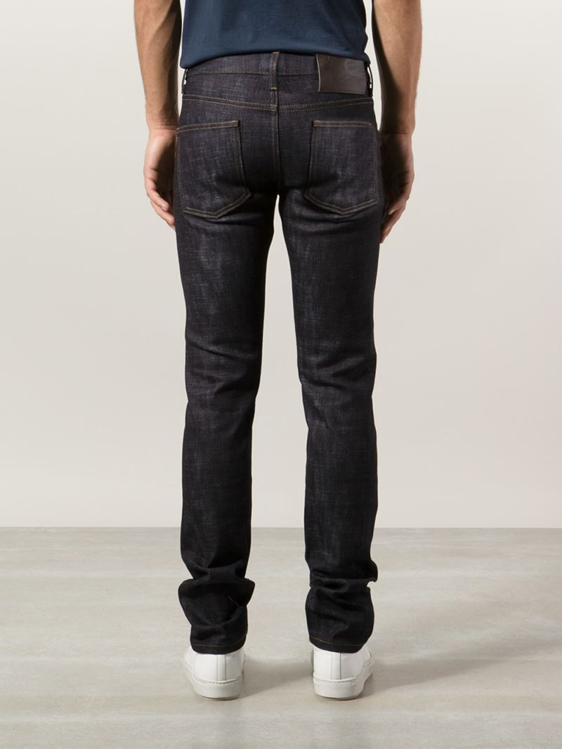 Lyst - Naked  Famous Super Skinny Guy Jeans In Blue For Men-5433