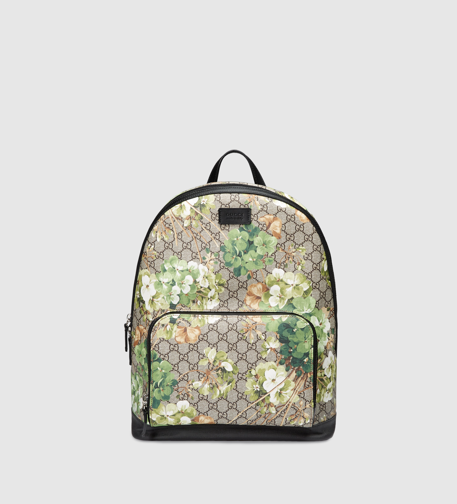 9e16ad13c Gucci Gg Blooms Backpack in Green for Men - Lyst