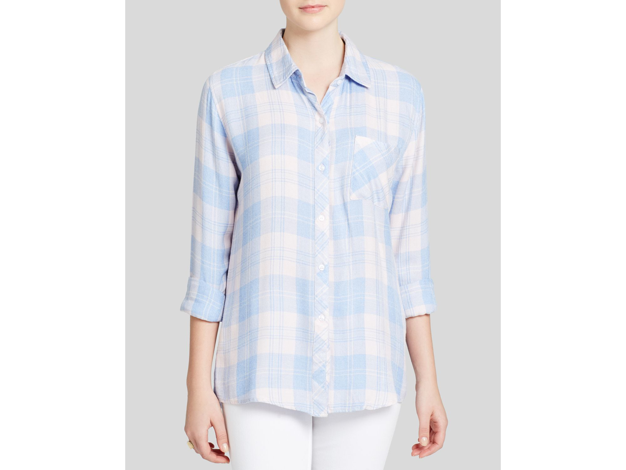 Rails Bloomingdale 39 S Exclusive Plaid Button Down Shirt In