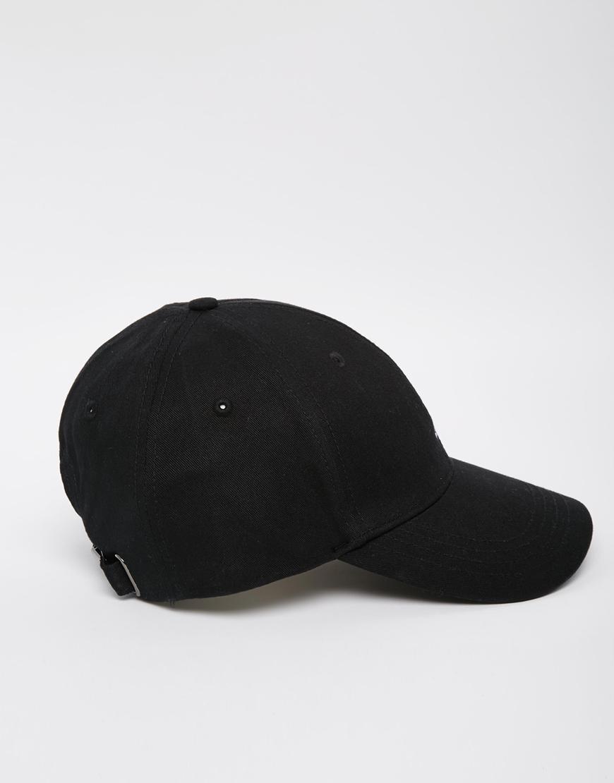 09bfe4df Tommy Hilfiger Classic Flag Baseball Cap in Black for Men - Lyst