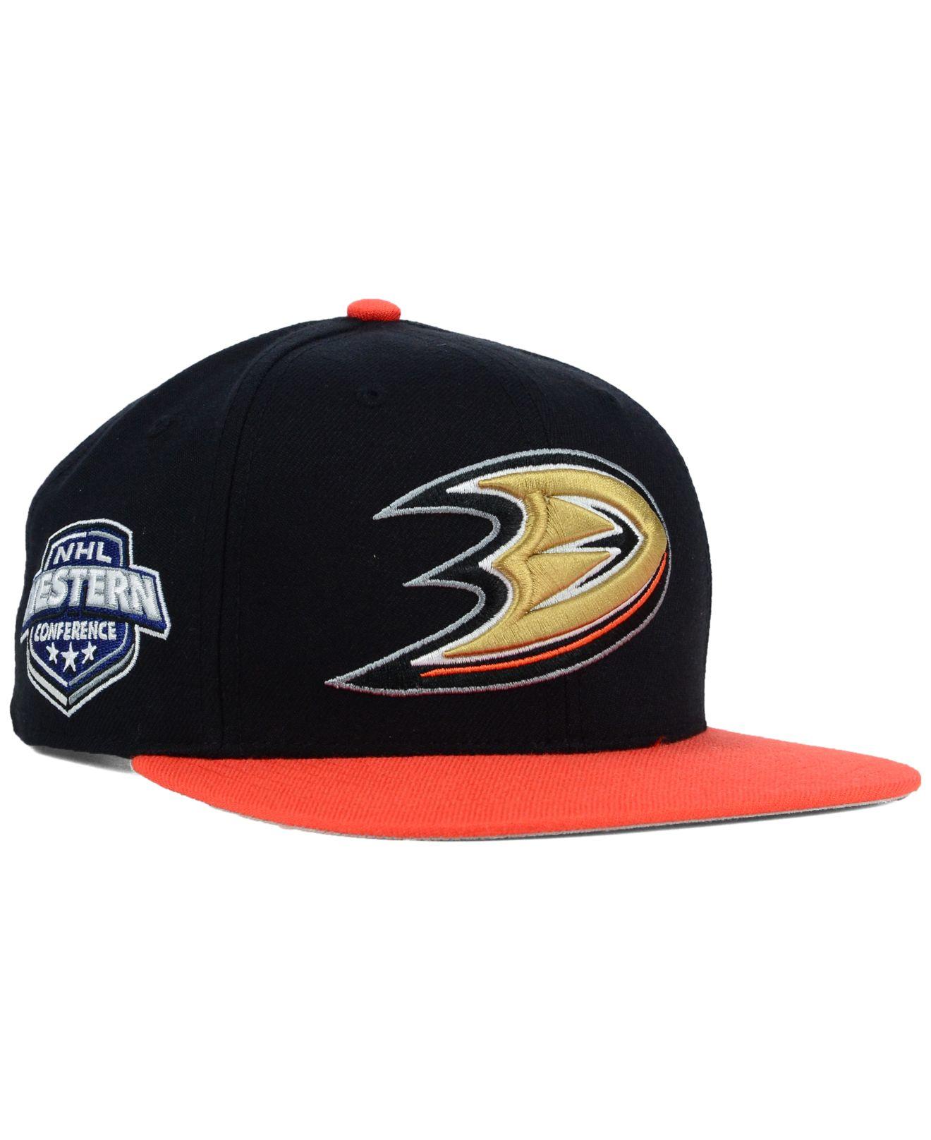 Lyst brand anaheim ducks sure shot tone snapback cap jpg 1320x1616 Anaheim  ducks sure no snapback 6b8f42acc17f