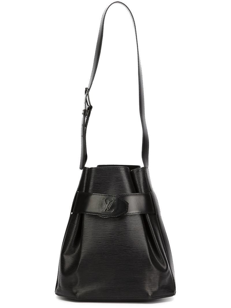 Louis Vuitton Sac De Paul Bucket Shoulder Bag In Black Lyst