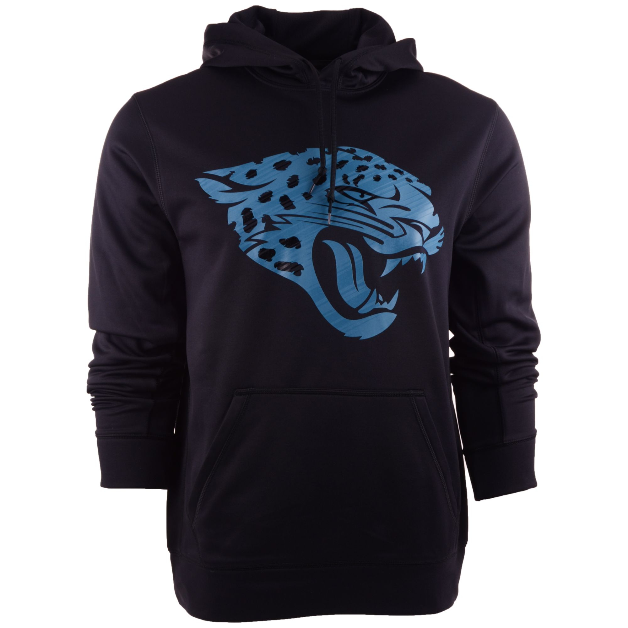 Nike Mens Jacksonville Jaguars Warp Performance Hoodie in ...