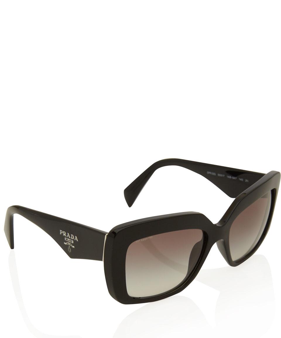 0c5e085ec22 Black Prada Sunglasses