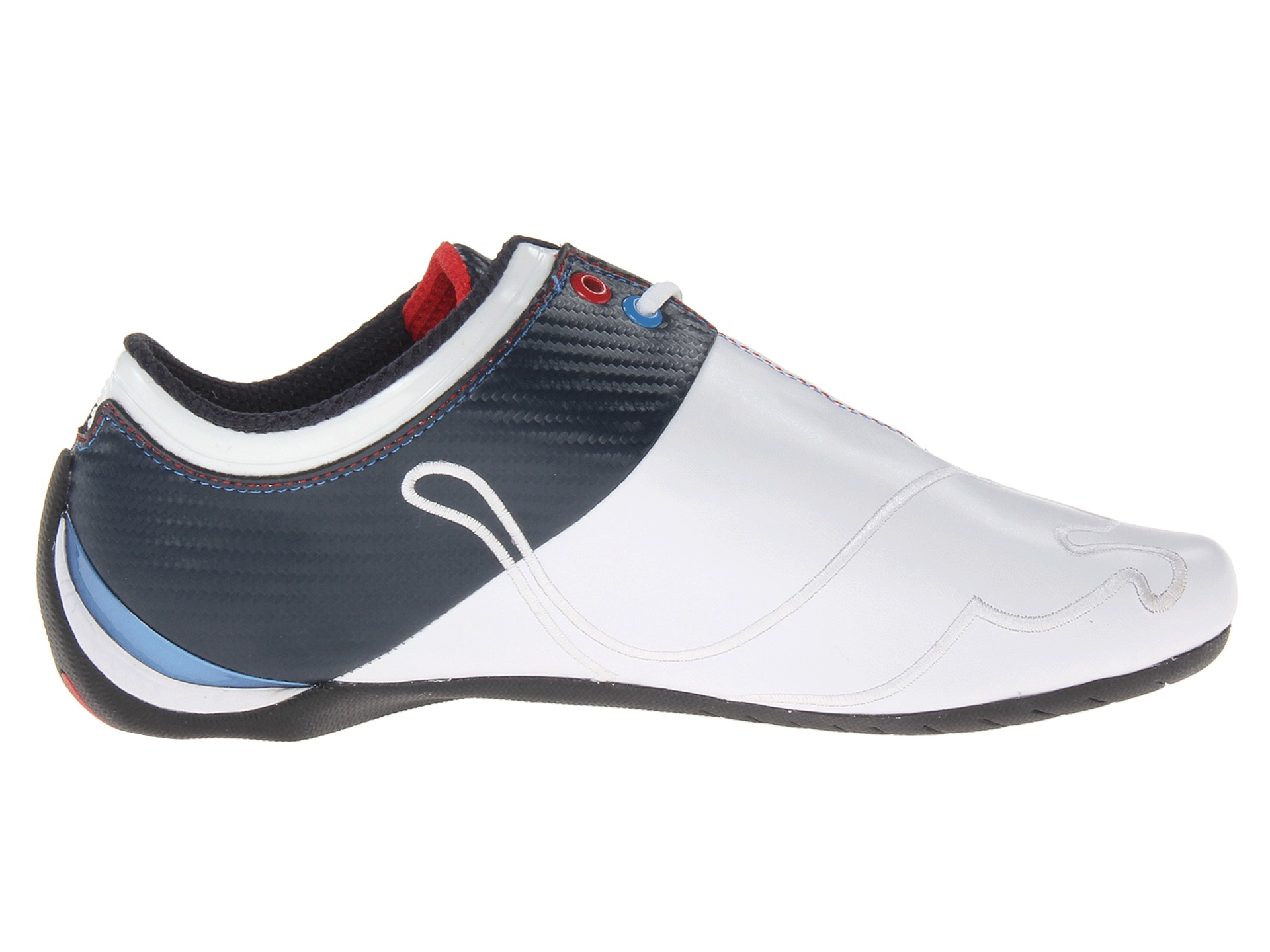 check out 79e5f 55ed6 Lyst - PUMA Future Cat M1 Big Bmw Carbon in White for Men