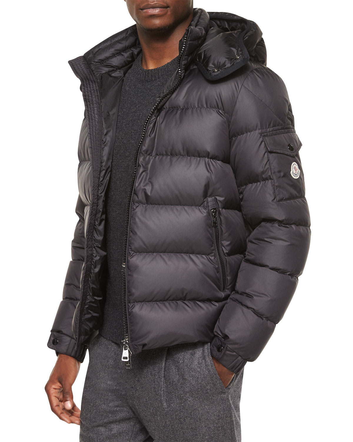 Moncler Hymalay Jacket Navy West Of Rayleigh
