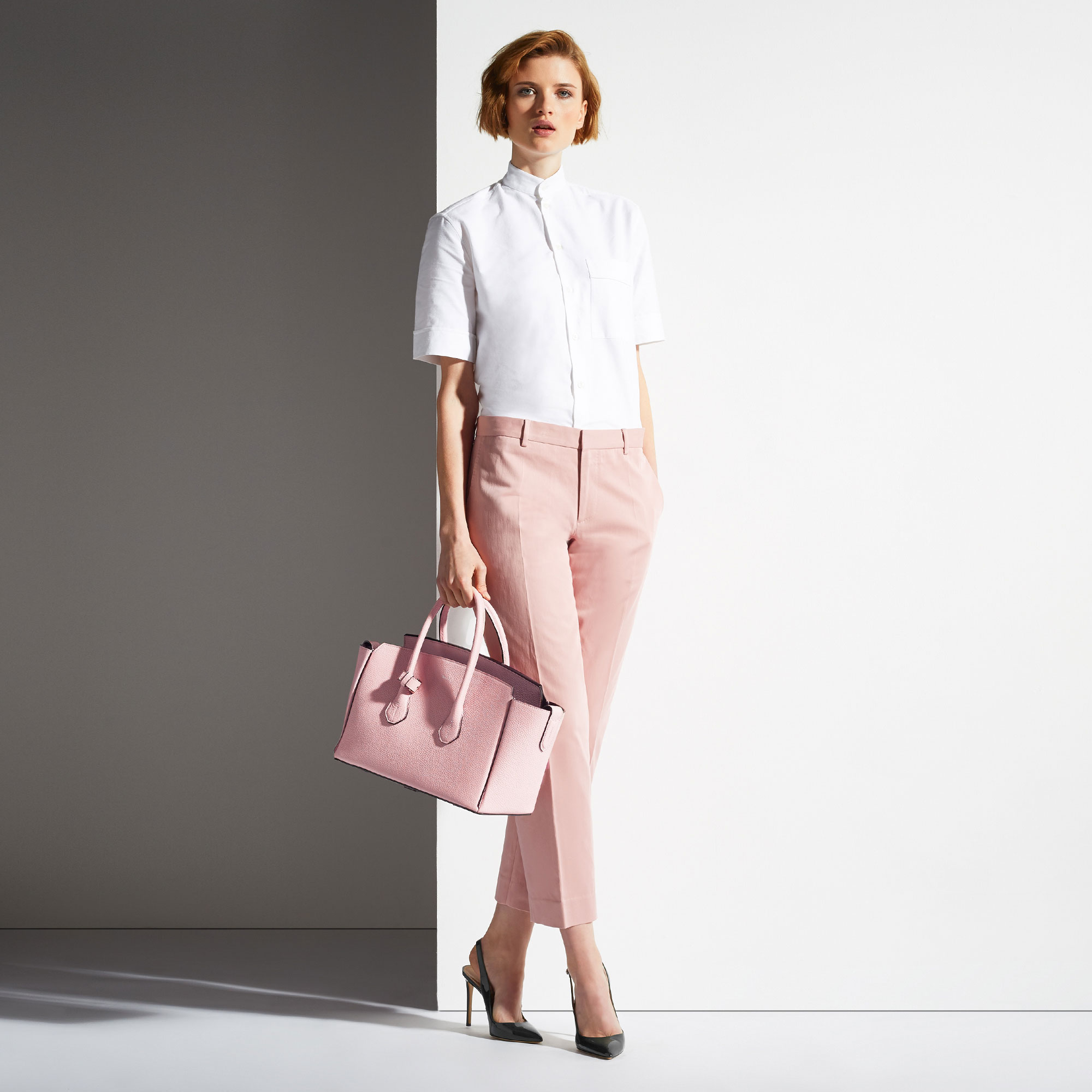 5010f6b7a Bally Sommet Medium in Pink - Lyst