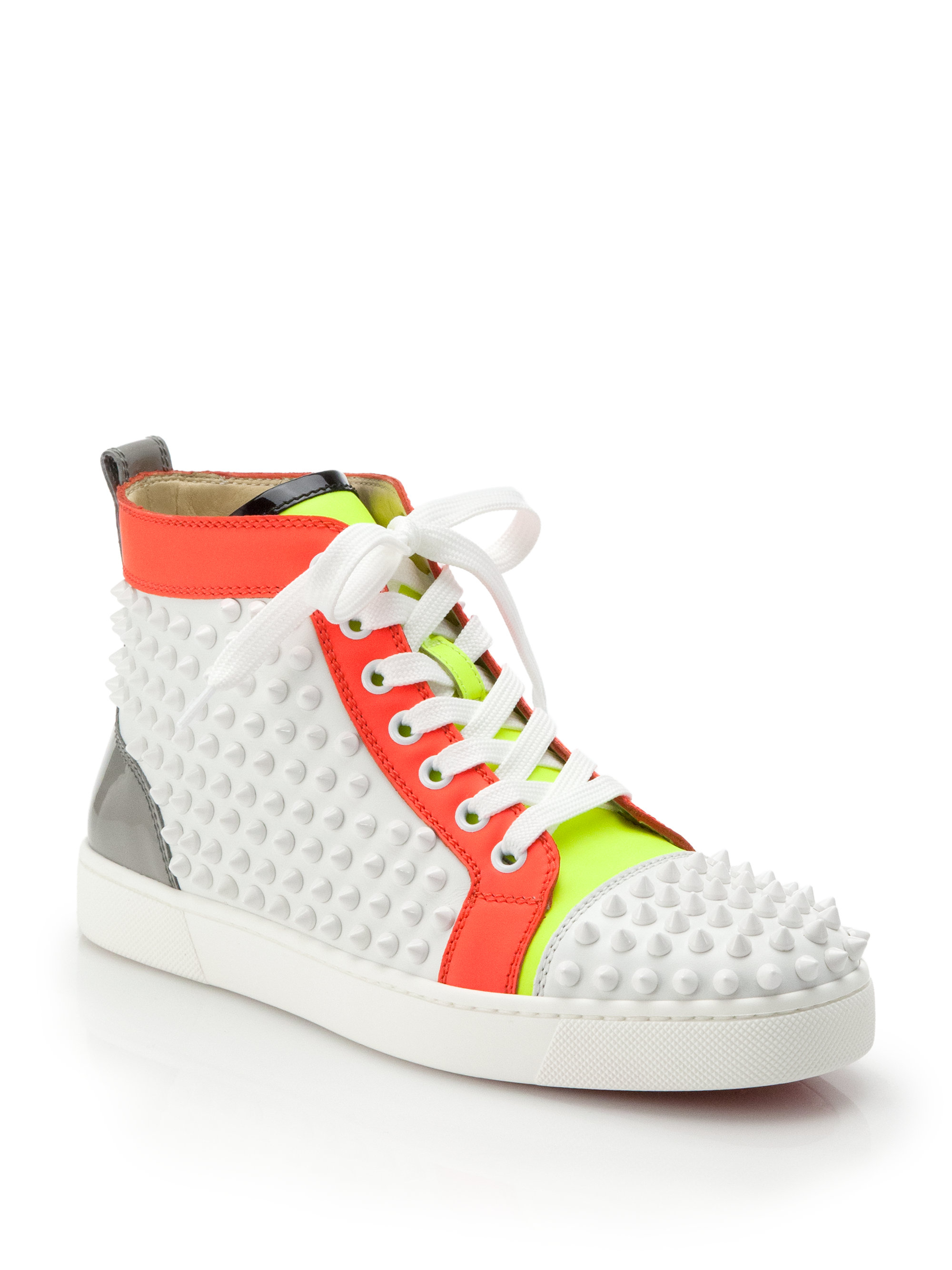 christian louboutin sneakers womens
