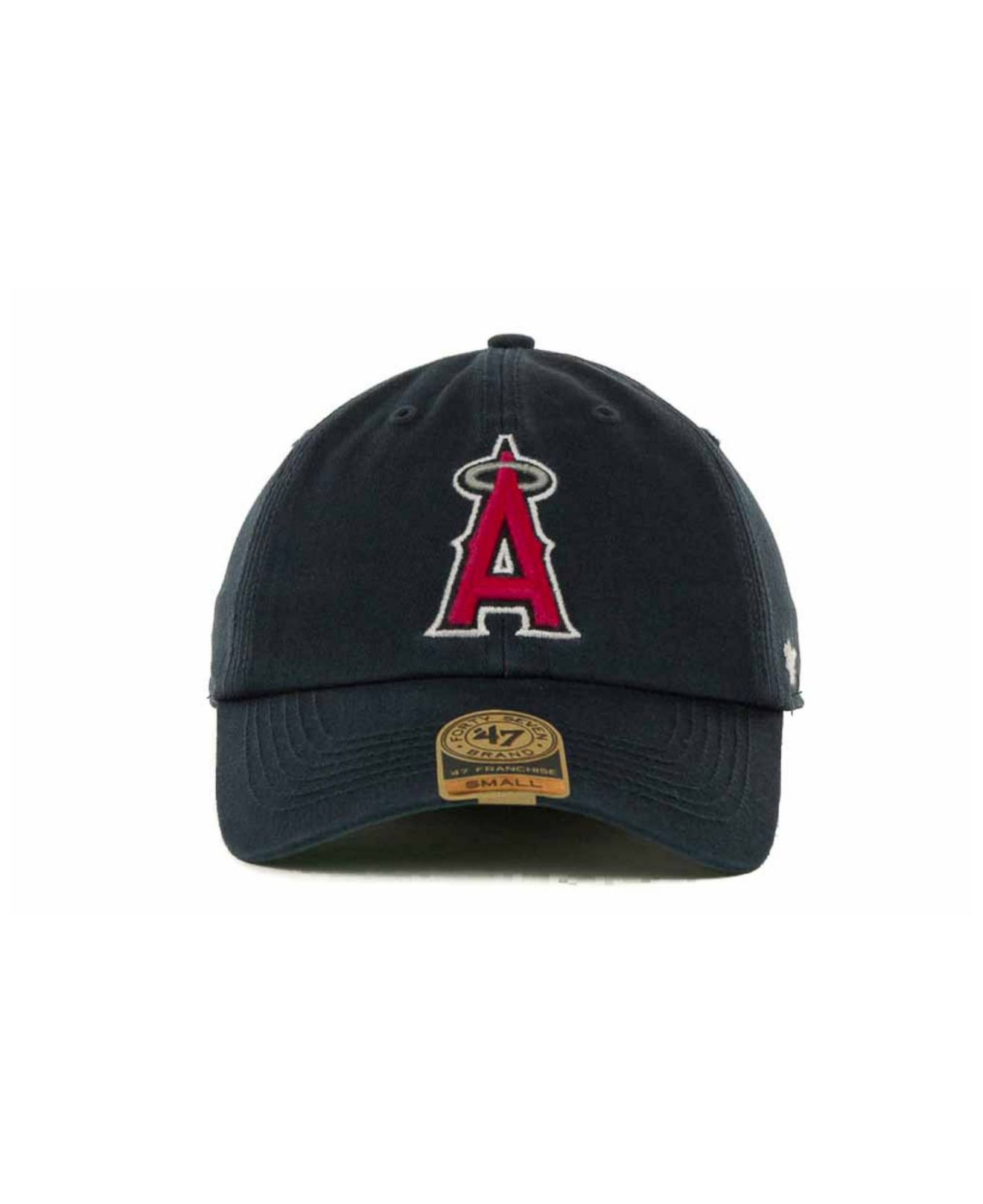 f932f892f 47 Brand Los Angeles Angels Of Anaheim Mlb 47 Franchise Cap in Blue ...