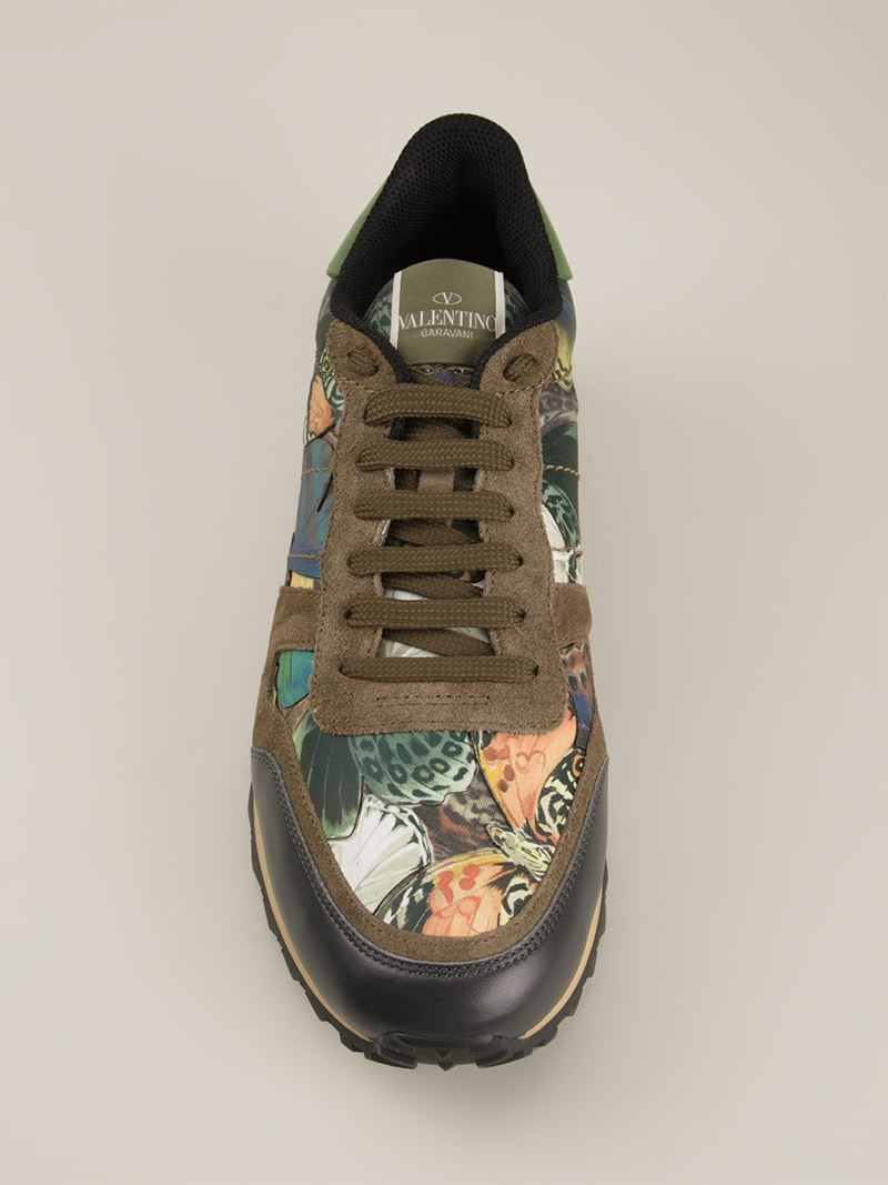 Gallery. Previously sold at: Farfetch · Men's Valentino Rockrunner