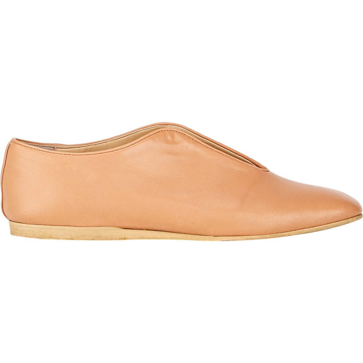 Stella McCartney Vegan Suede Flats
