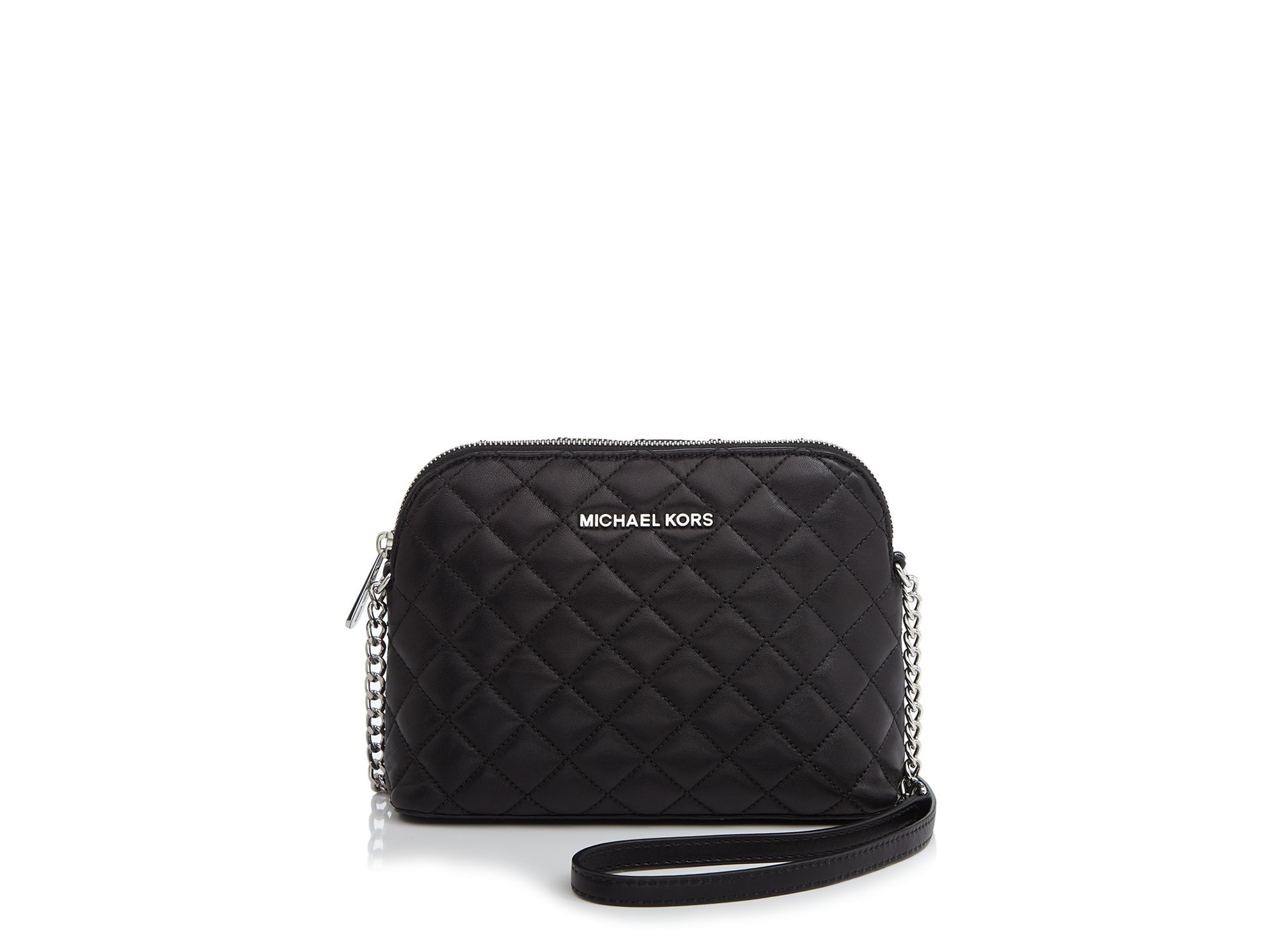Michael Michael Kors Cindy Large Quilted Crossbody 100
