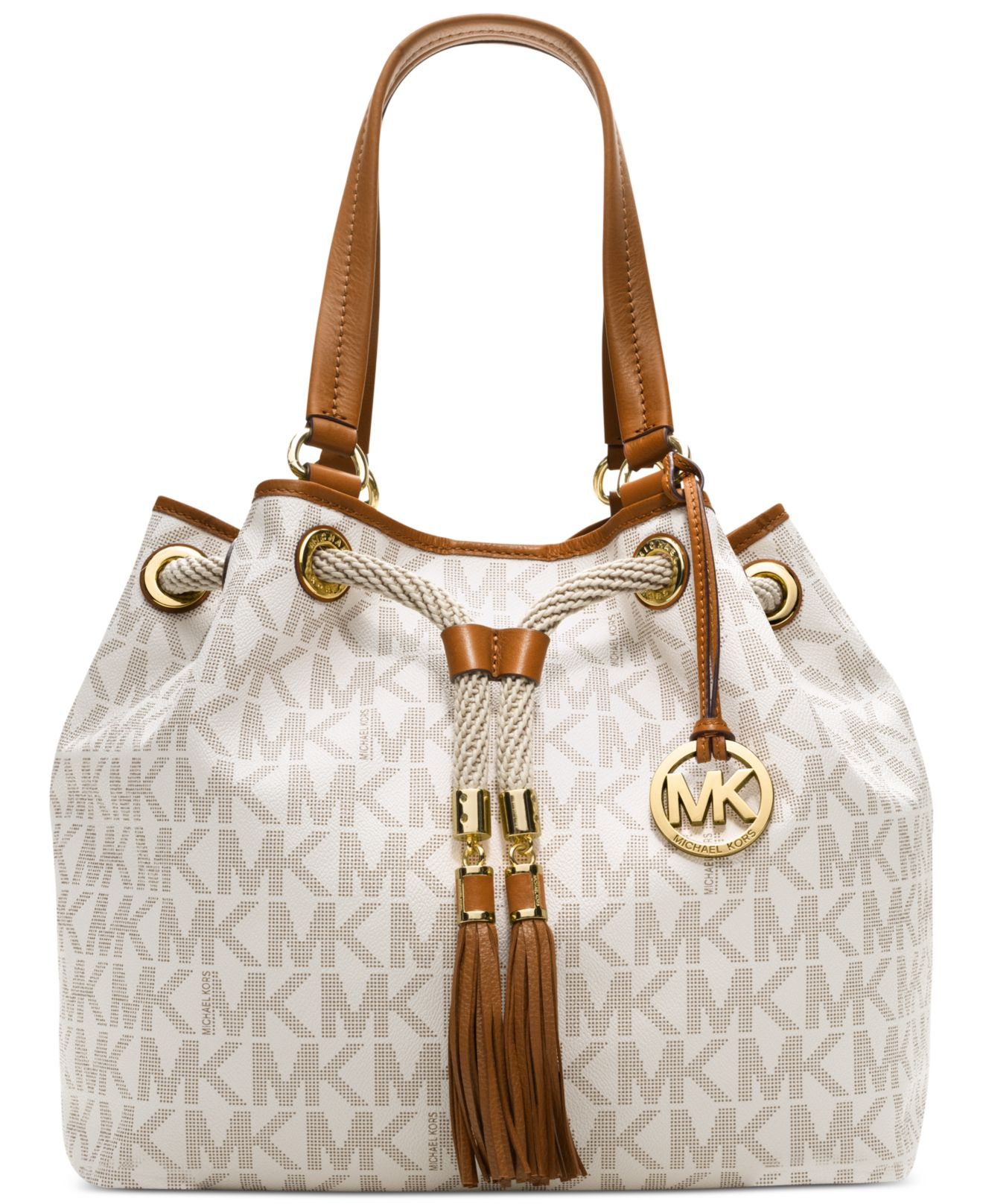 c8bac6198e Gallery. Previously sold at  Macy s · Women s Michael By Michael Kors Jet  Set Women s Michael Kors Marina Women s Chloe Jane Women s Pink Shoulder  Bags ...