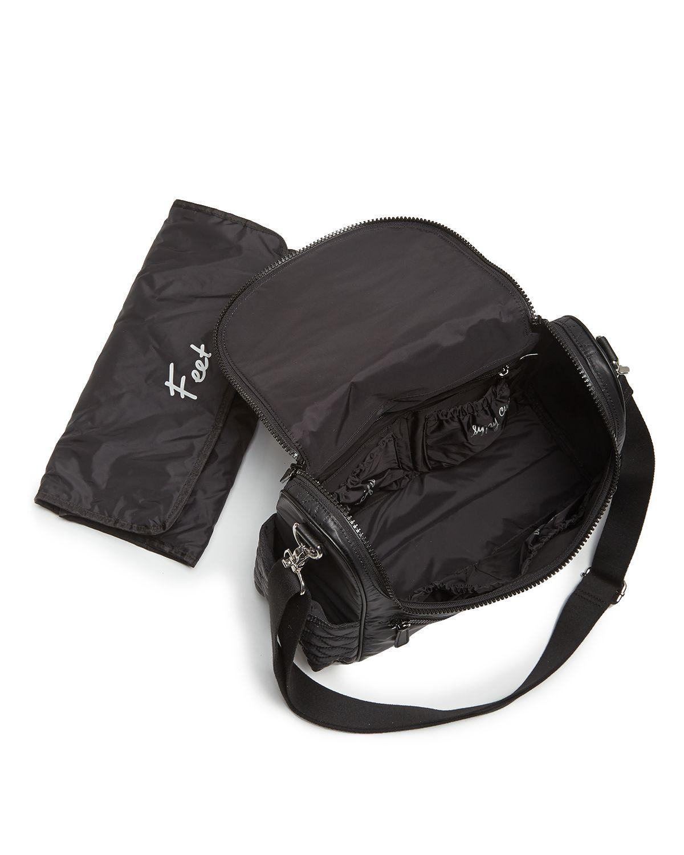 Diesel Diaper Bags : Rebecca minkoff diaper bag jude in black lyst
