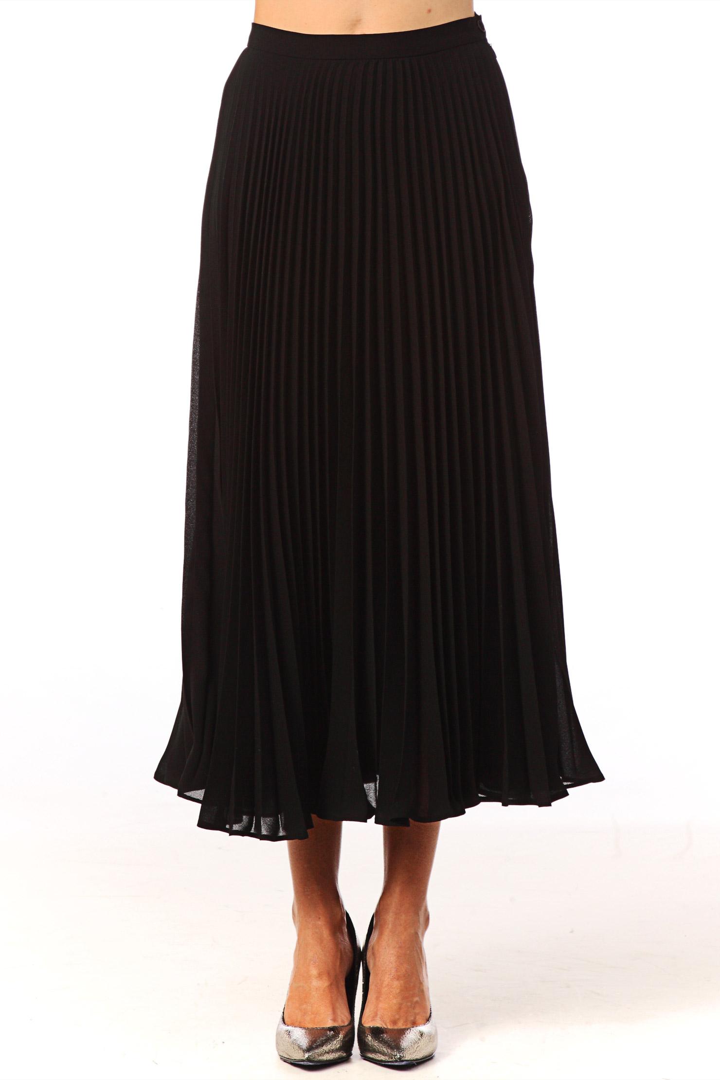 tara jarmon midi skirt maxi skirt 9364 j1130 in black