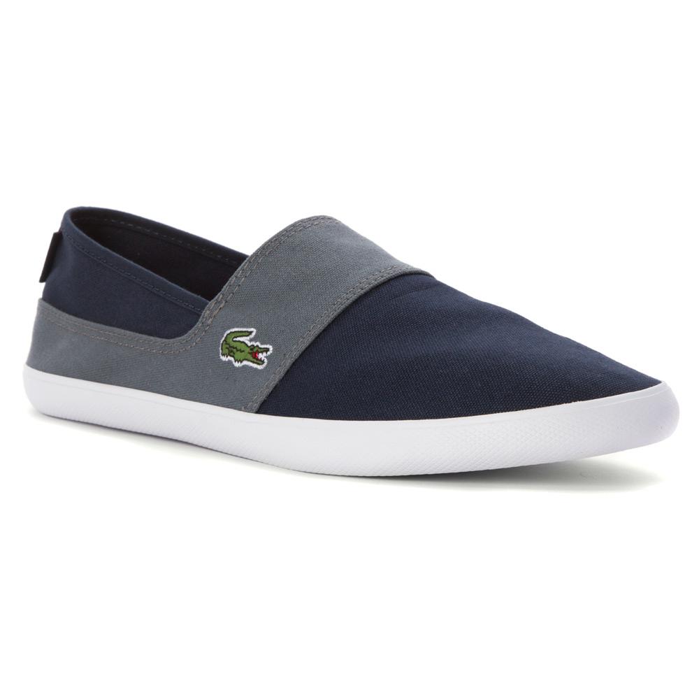 dbe99ff22ecc35 Lyst - Lacoste Marice Sep Slip-on Sneaker in Blue for Men