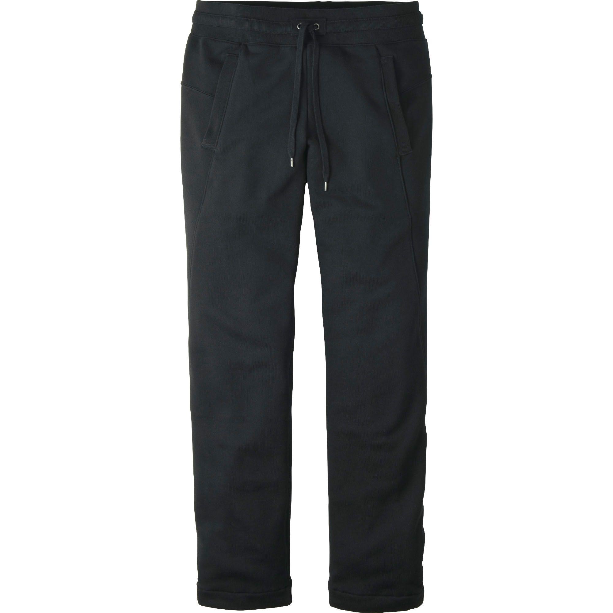 Uniqlo Urban Sweats Trousers In Black For Men