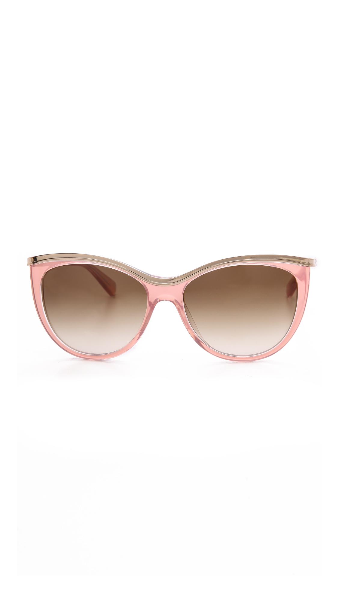 Kate spade new york Harmony Sunglasses Neutralbrown ...