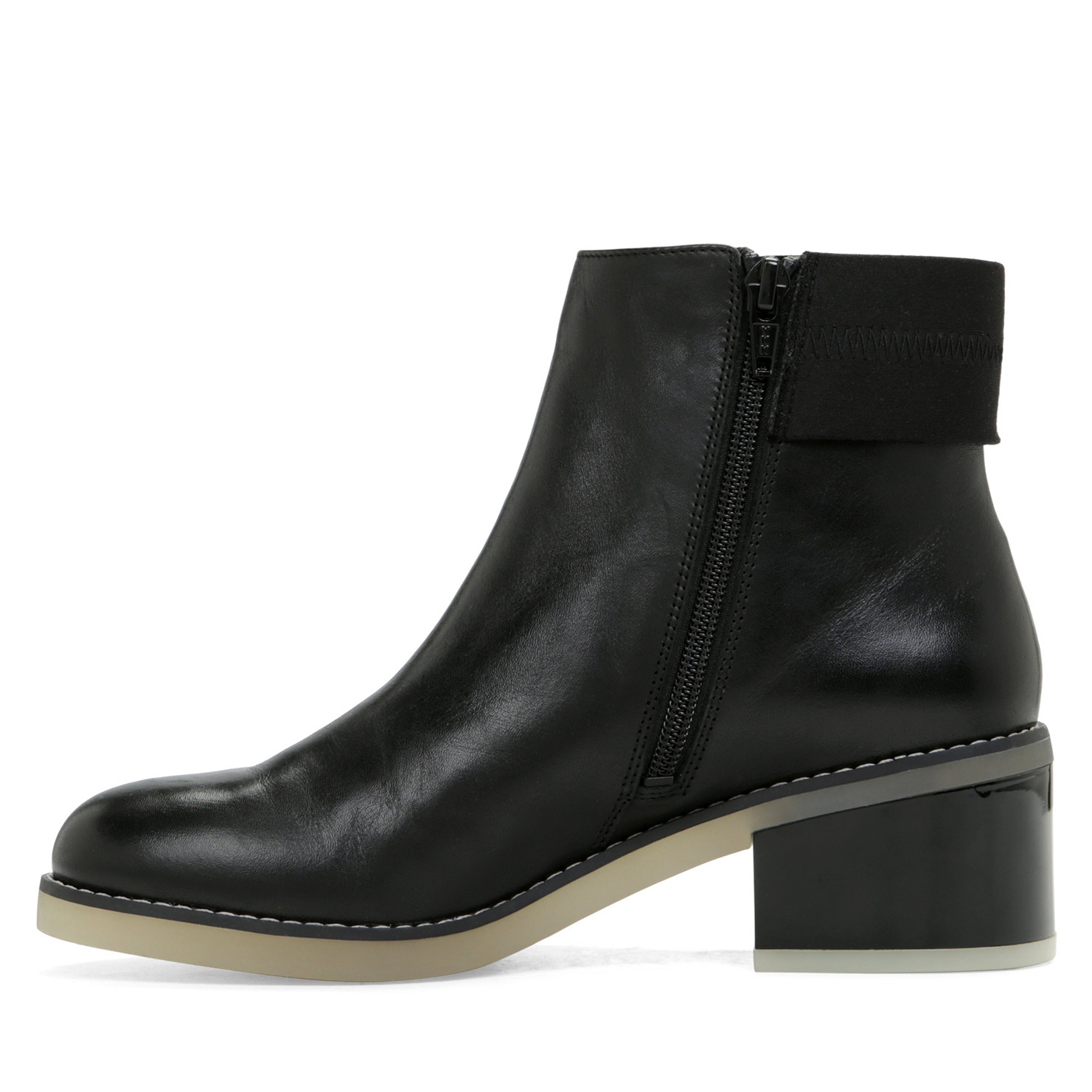 Womens Boots ALDO Nicole Black Leather
