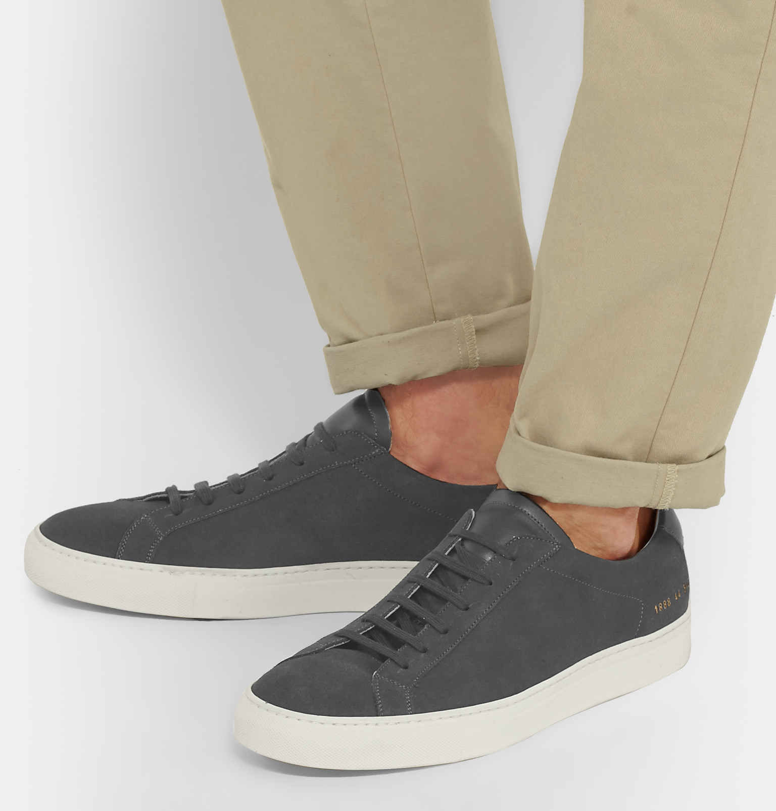 010e7836d3a9e Gallery. Previously sold at  MR PORTER · Men s Common Projects Achilles ...