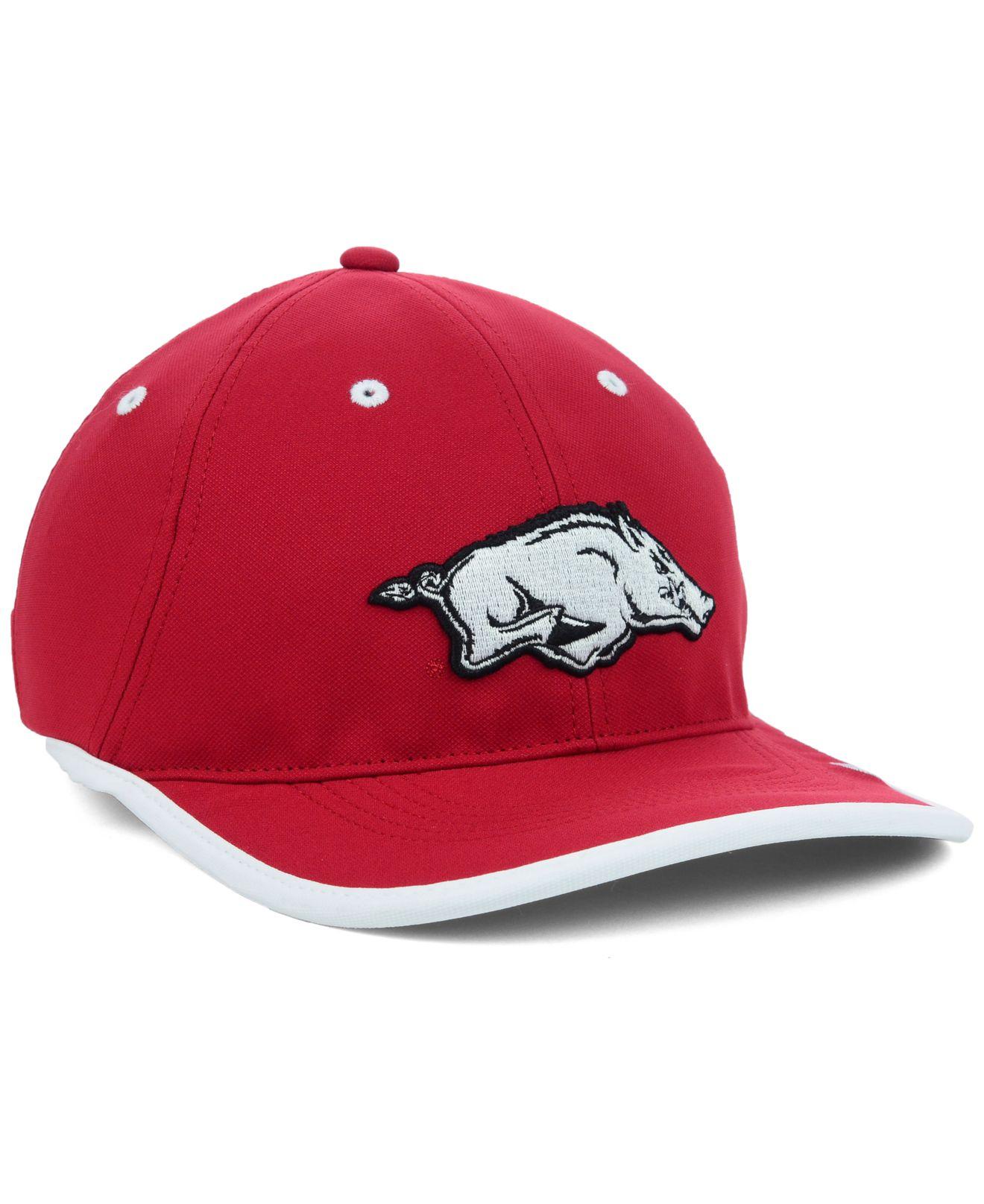 c5e2d0bb Nike Arkansas Razorbacks Coaches Dri-fit Cap in Red for Men - Lyst