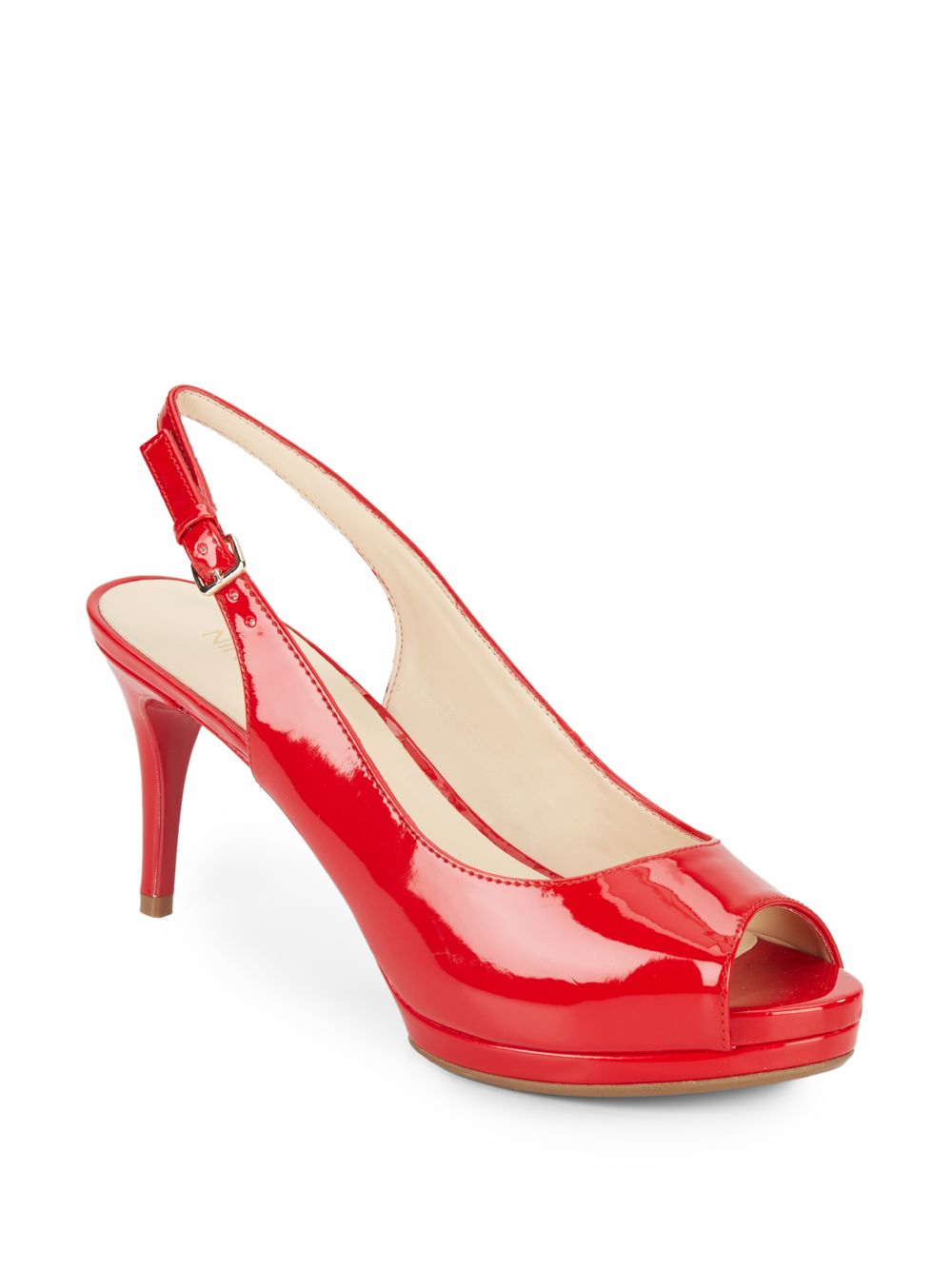 Nine West Red Shoes