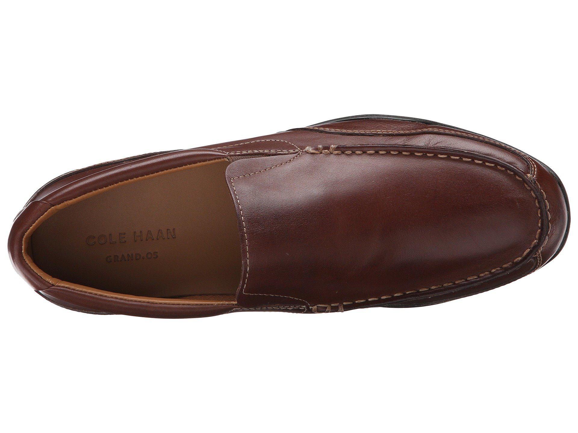 efc8aca84c7 Cole Haan - Brown Hughes Grand Slip-on Ii for Men - Lyst. View fullscreen