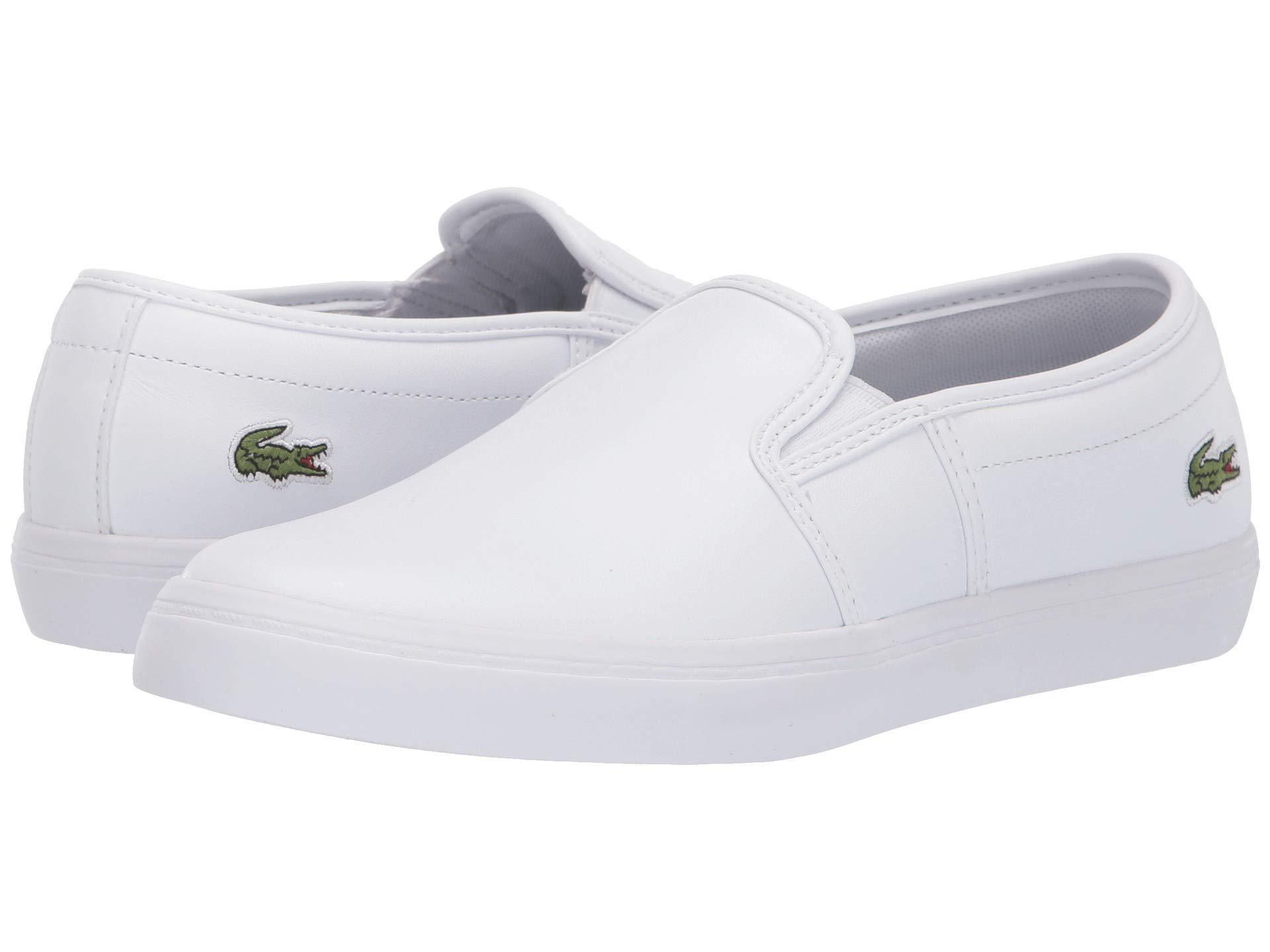 a440bfec9 Lyst - Lacoste Tatalya 119 2 P Cfa in White