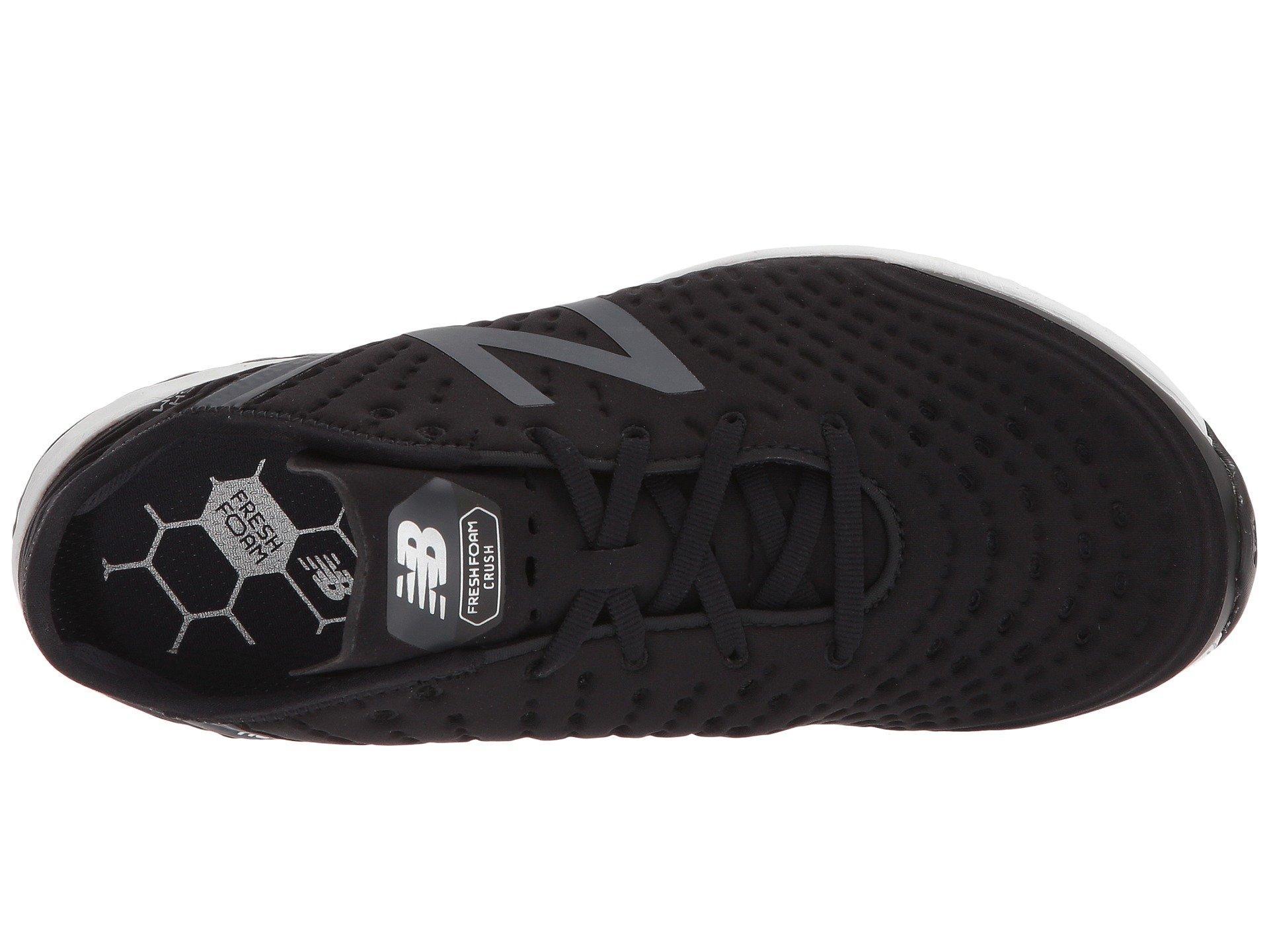 f44744d25560f New Balance - Black Fresh Foam Crush Trainer - Lyst. View fullscreen