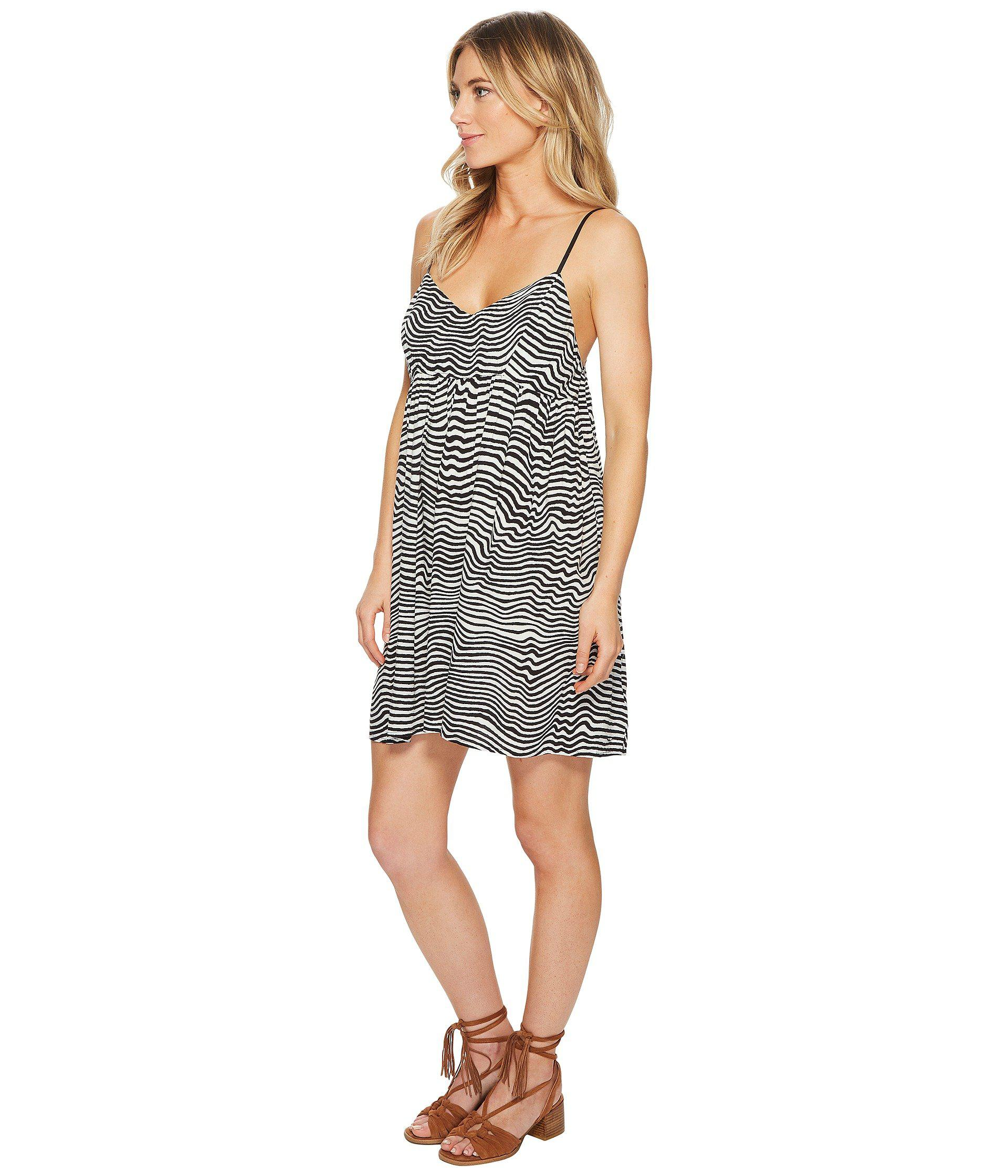 7874b63aee3 Lyst - Volcom Thx Its A New Dress in Black - Save 51%