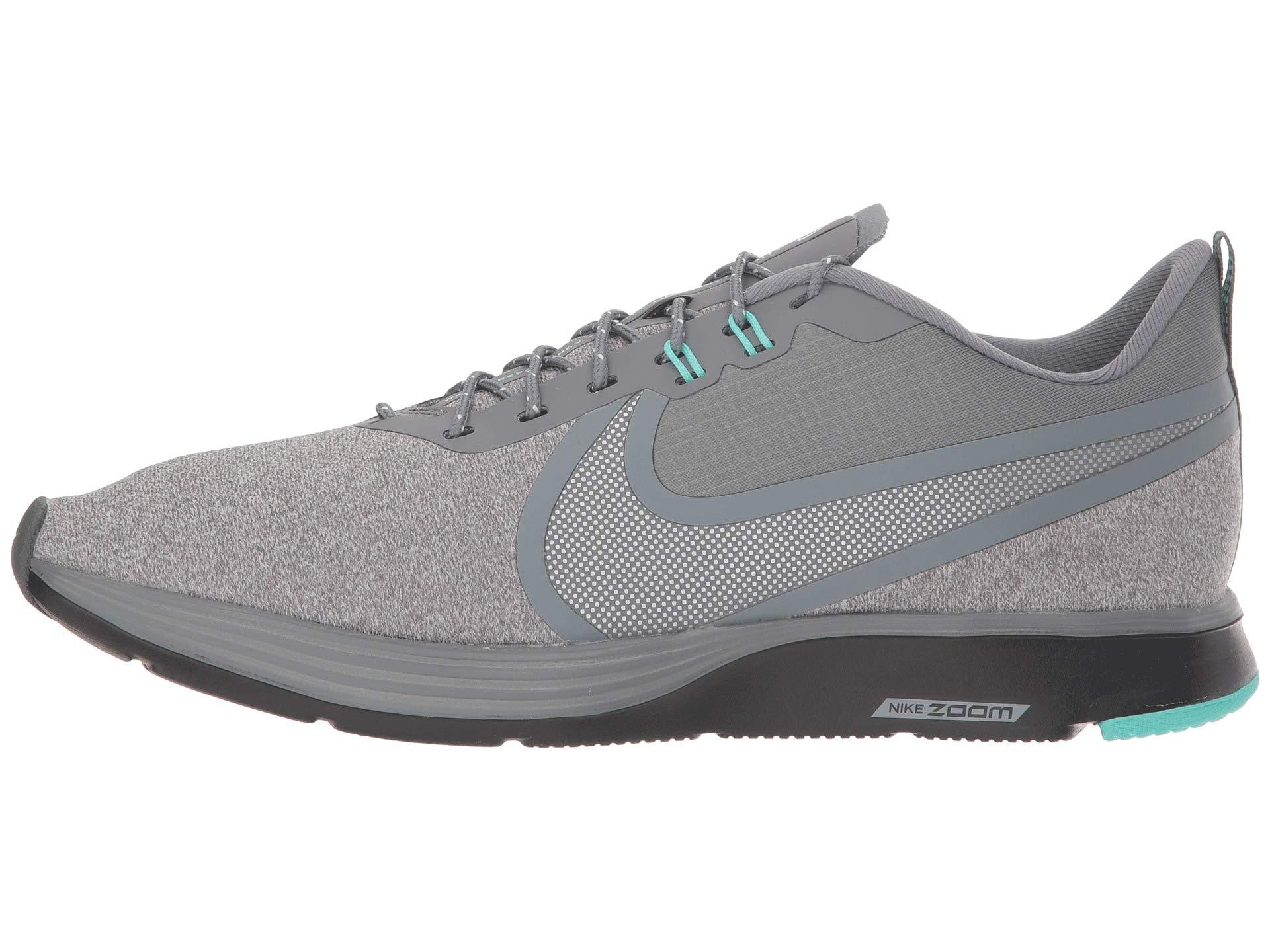 420d7747eca3 Lyst - Nike Zoom Strike 2 Shield in Metallic - Save 13%