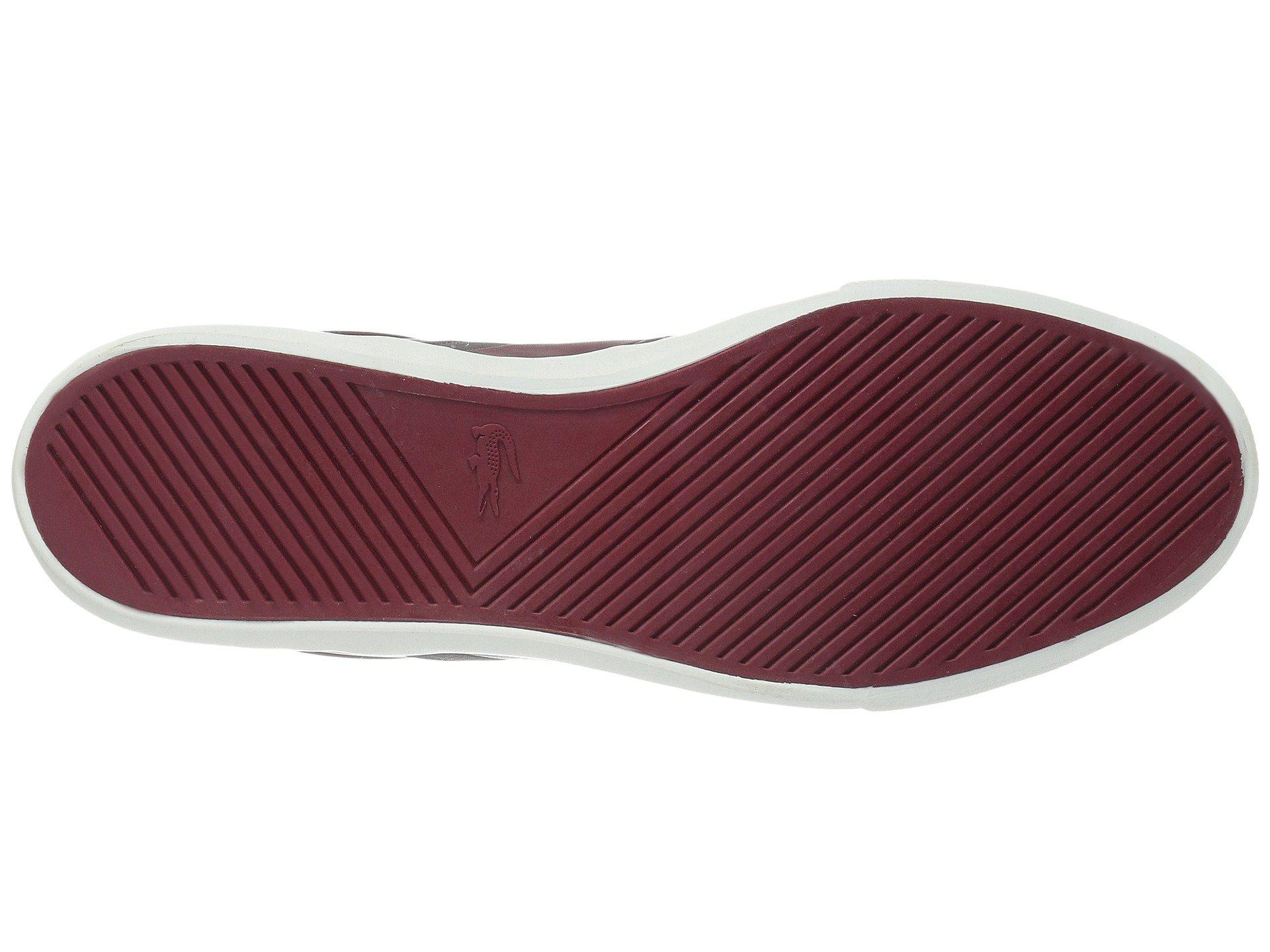52c860b26be89c Lyst - Lacoste Fairlead 416 1 in Red for Men