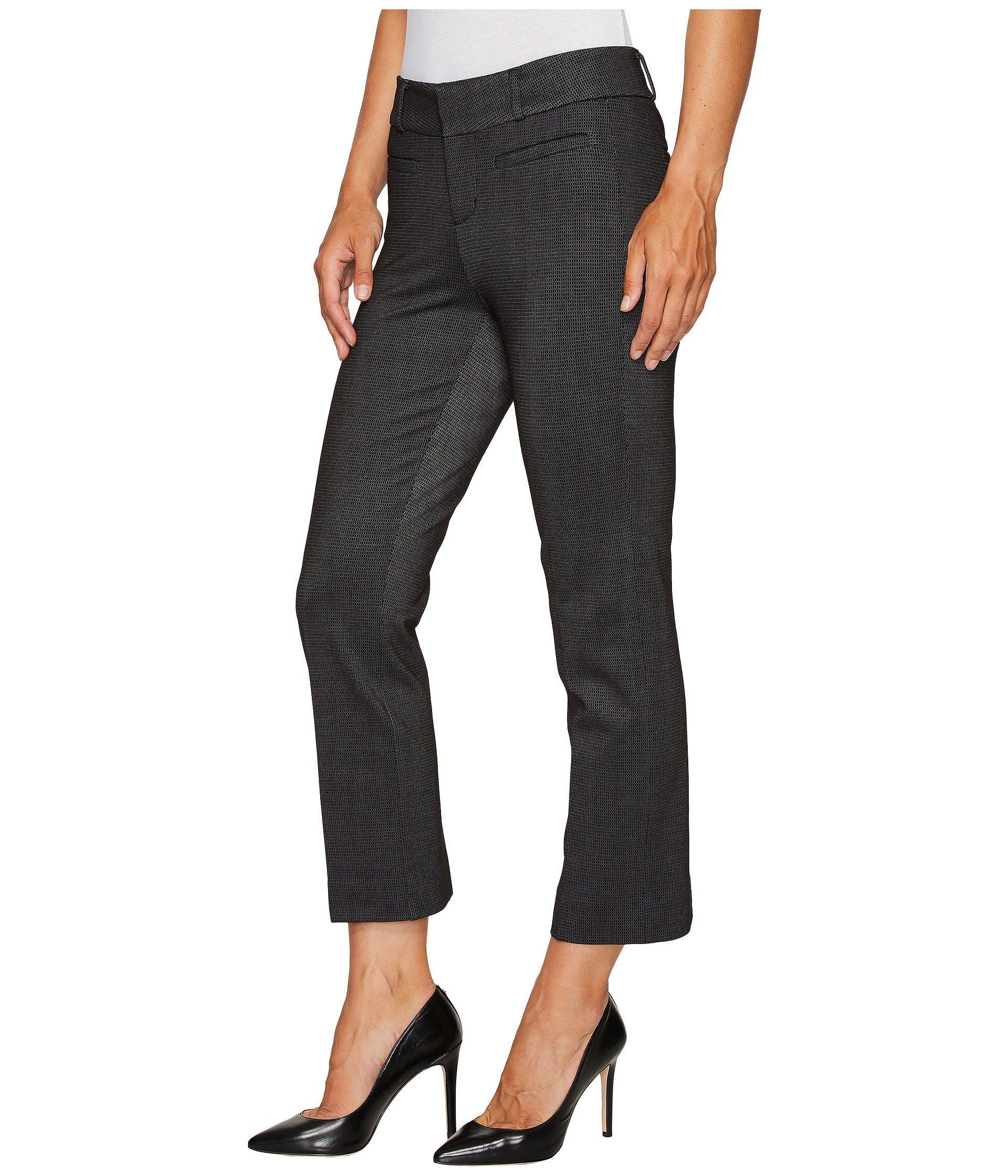 8263e4e42e3f6 Lyst - Liverpool Jeans Company Vera Crop Flare Trousers With Welt ...