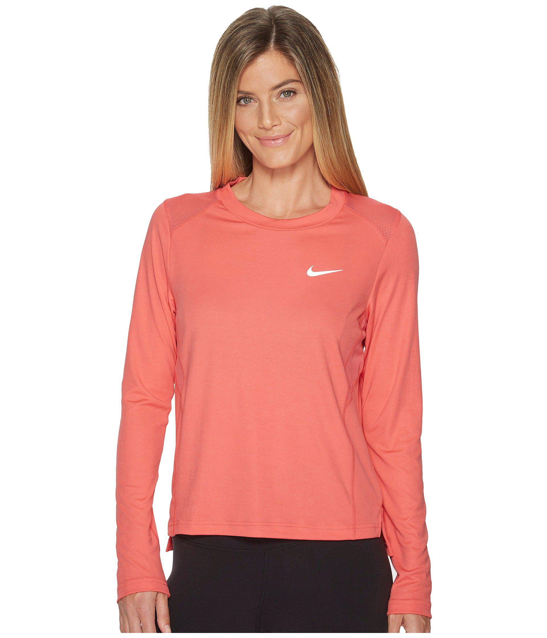 8a97569d Long Sleeved Running Tops Ladies