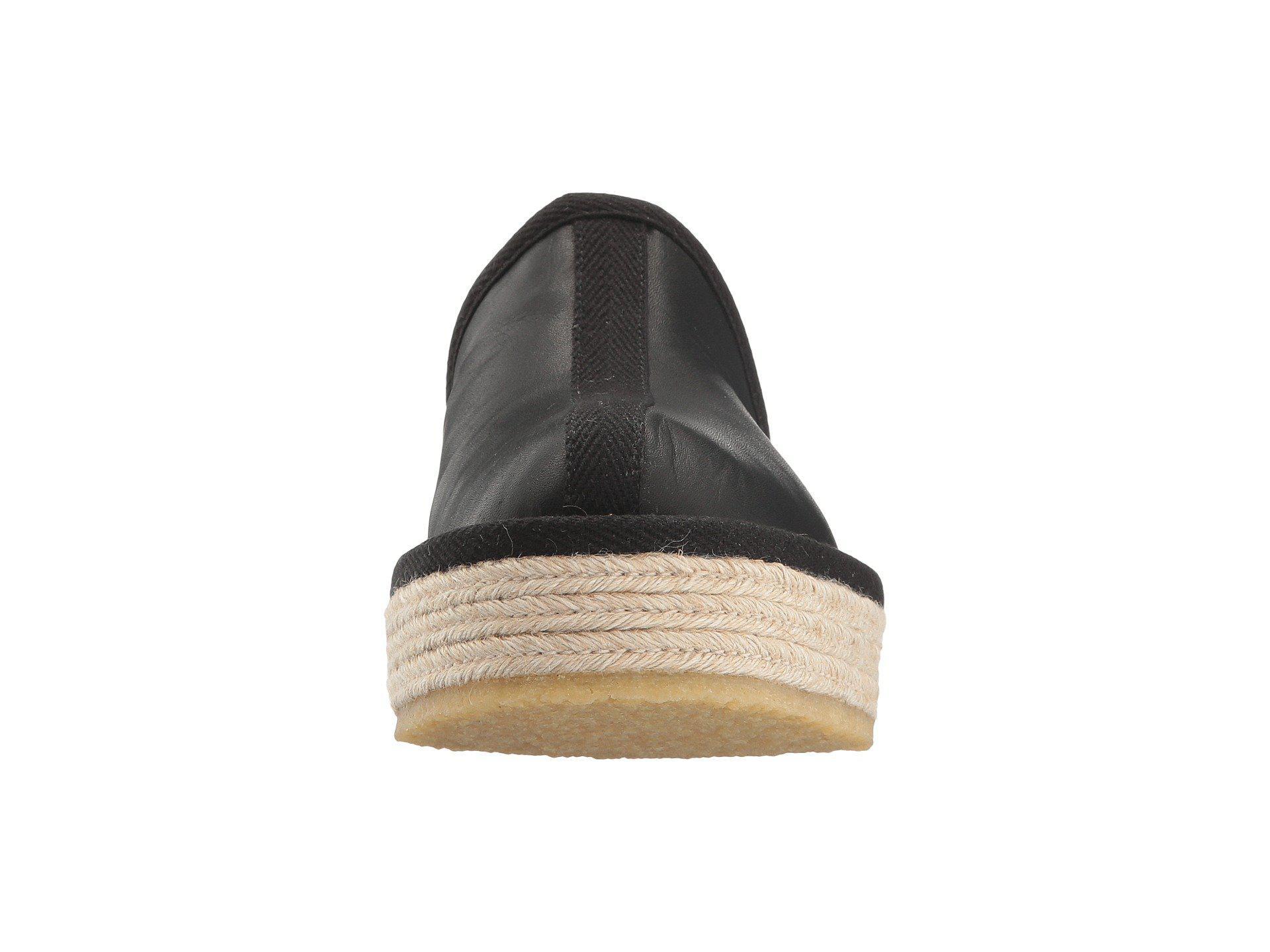 9edba3c6f Y s Yohji Yamamoto - Black Jute Sandals - Lyst. View fullscreen