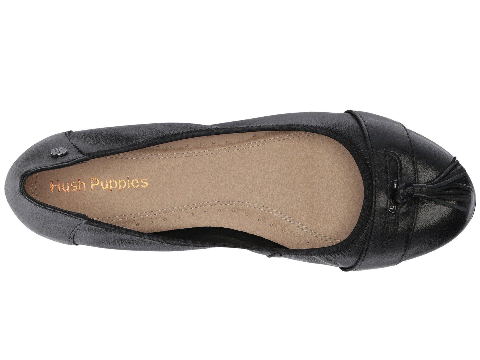 In Black Puppies 34 Save Lyst Heather Hush 21052631578948 Tassel BZHw6nIFxq