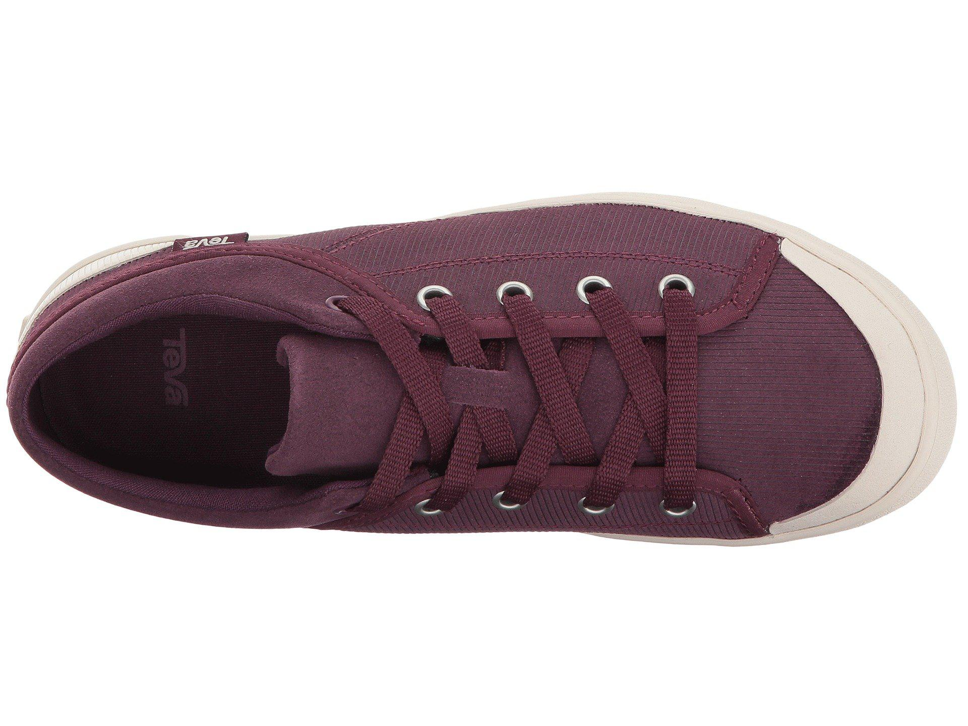 ce8f1fa03c40a4 Teva - Purple Freewheel Corduroy - Lyst. View fullscreen