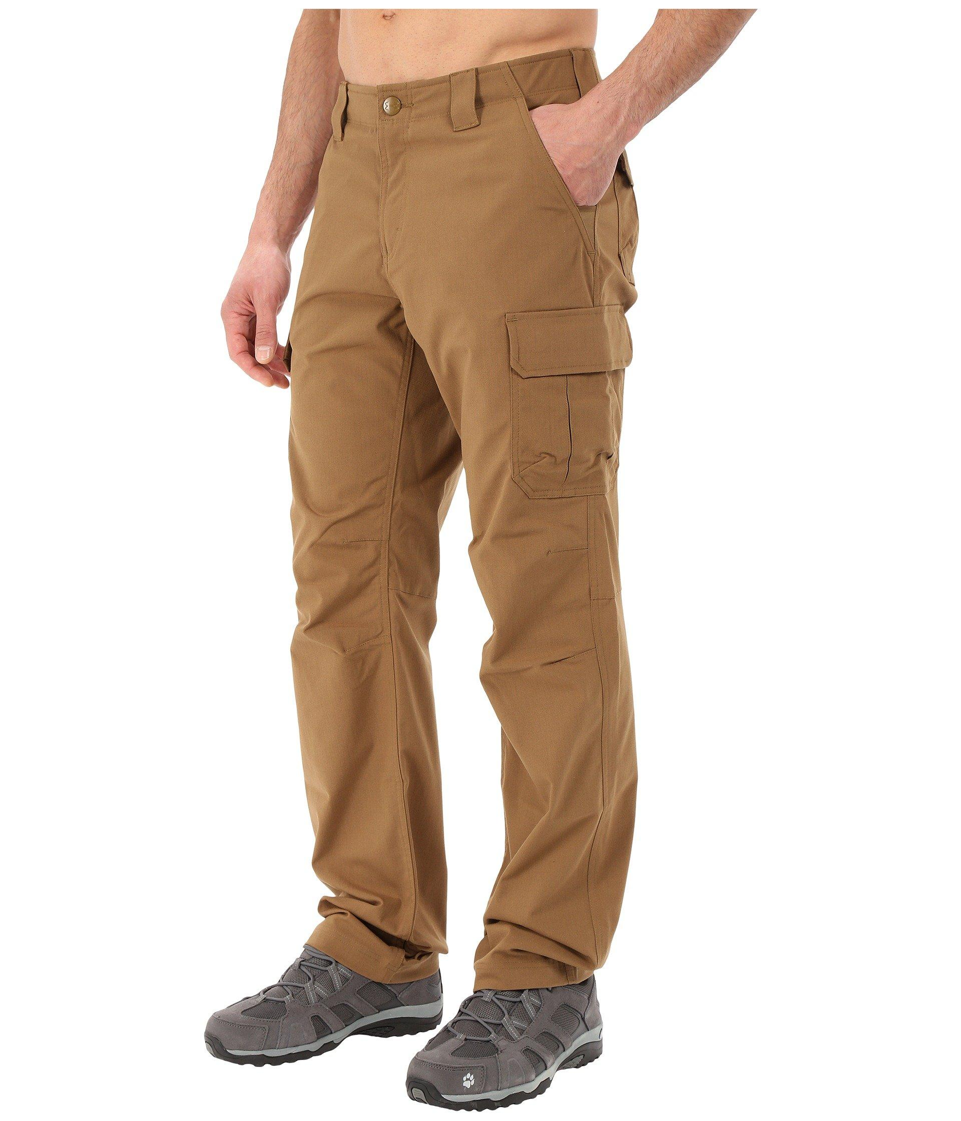 b94e620eb9fcce Lyst - Under Armour Ua Tac Patrol Pants Ii in Brown for Men - Save 56%