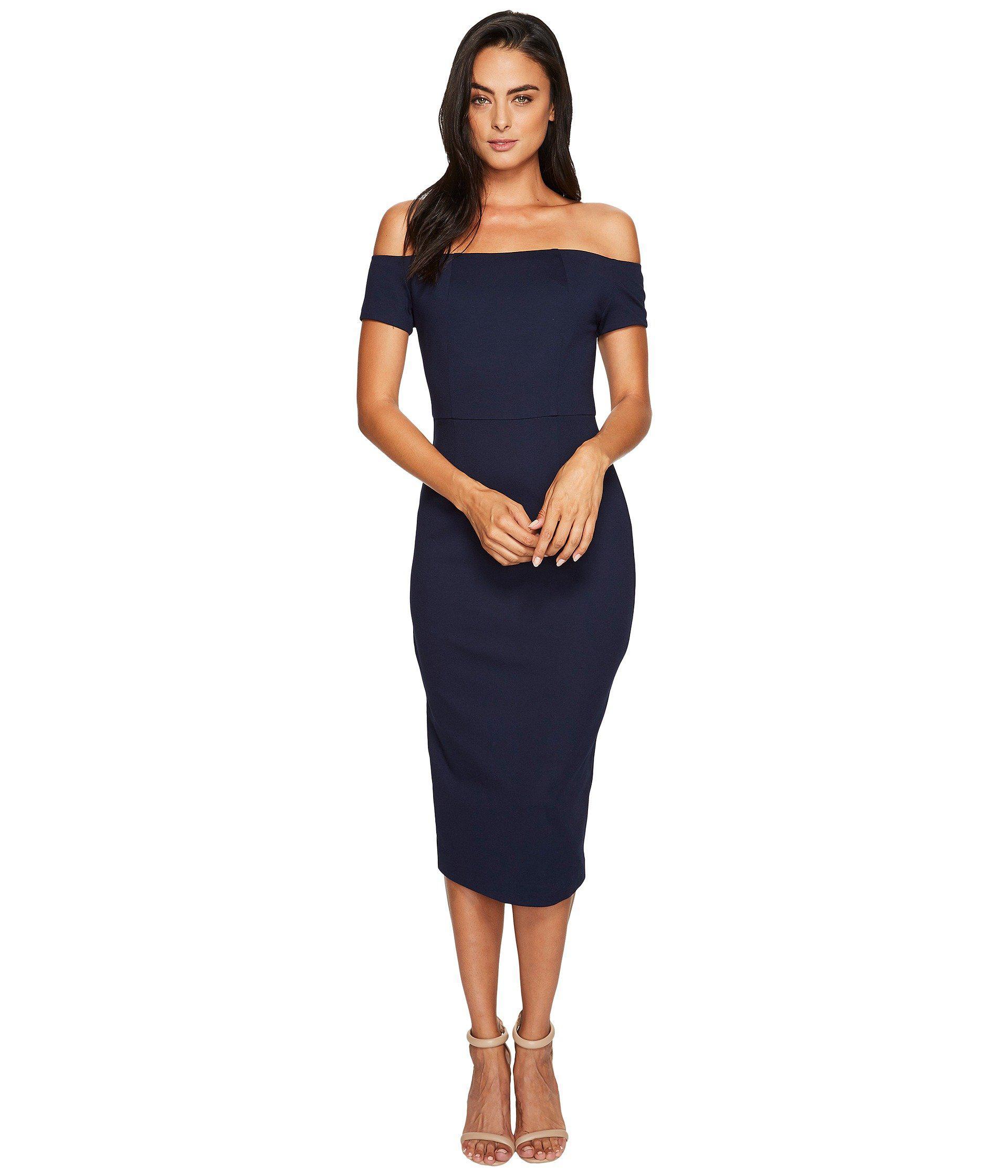 bc635f875a8d Trina Turk Candellyn Dress in Blue - Lyst