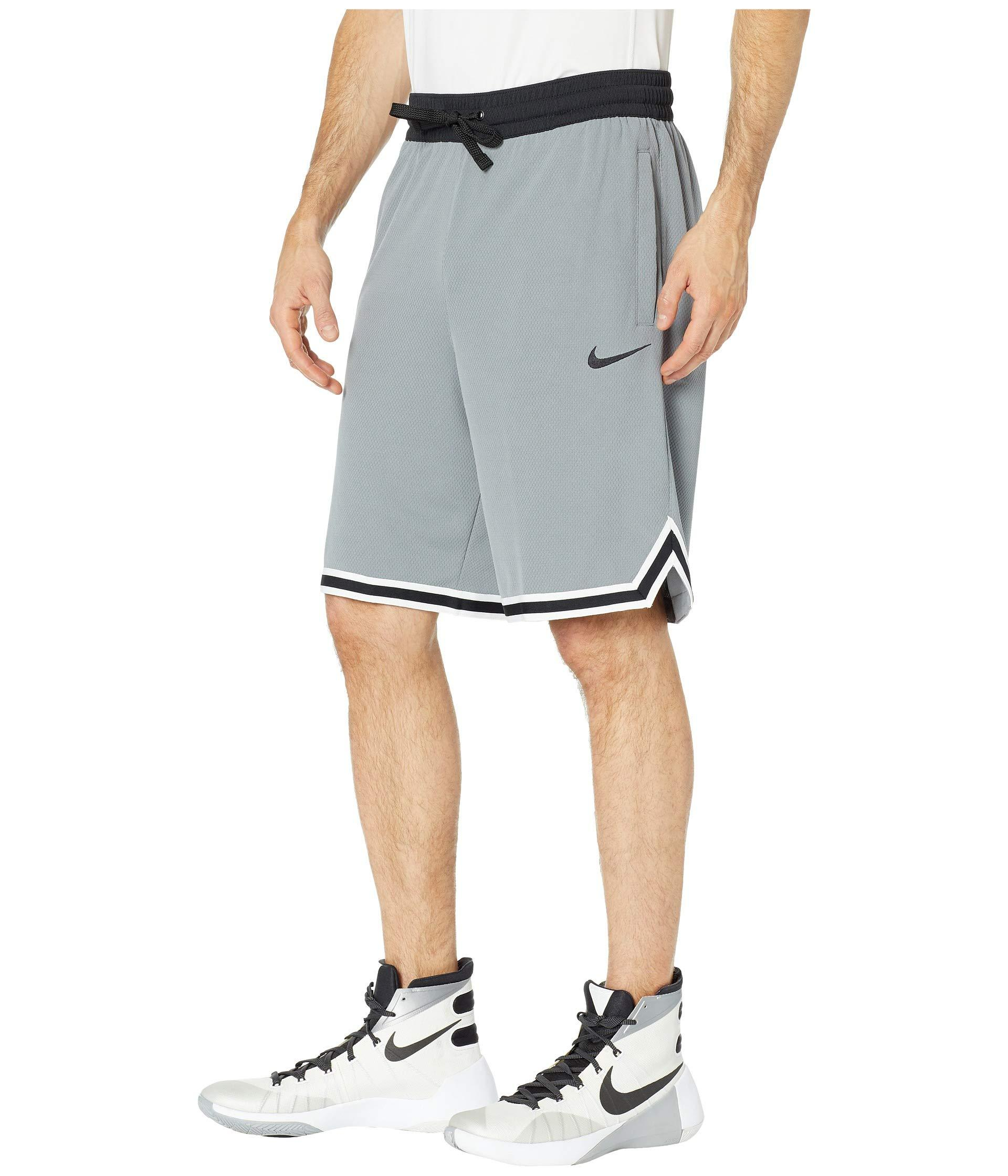 3ecef4ddc7a Lyst - Nike Dry Dna Shorts in Gray for Men