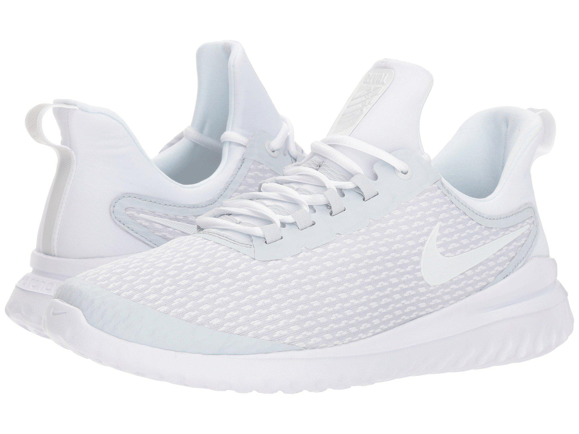 7a587f796f4 Lyst - Nike Renew Rival in White for Men