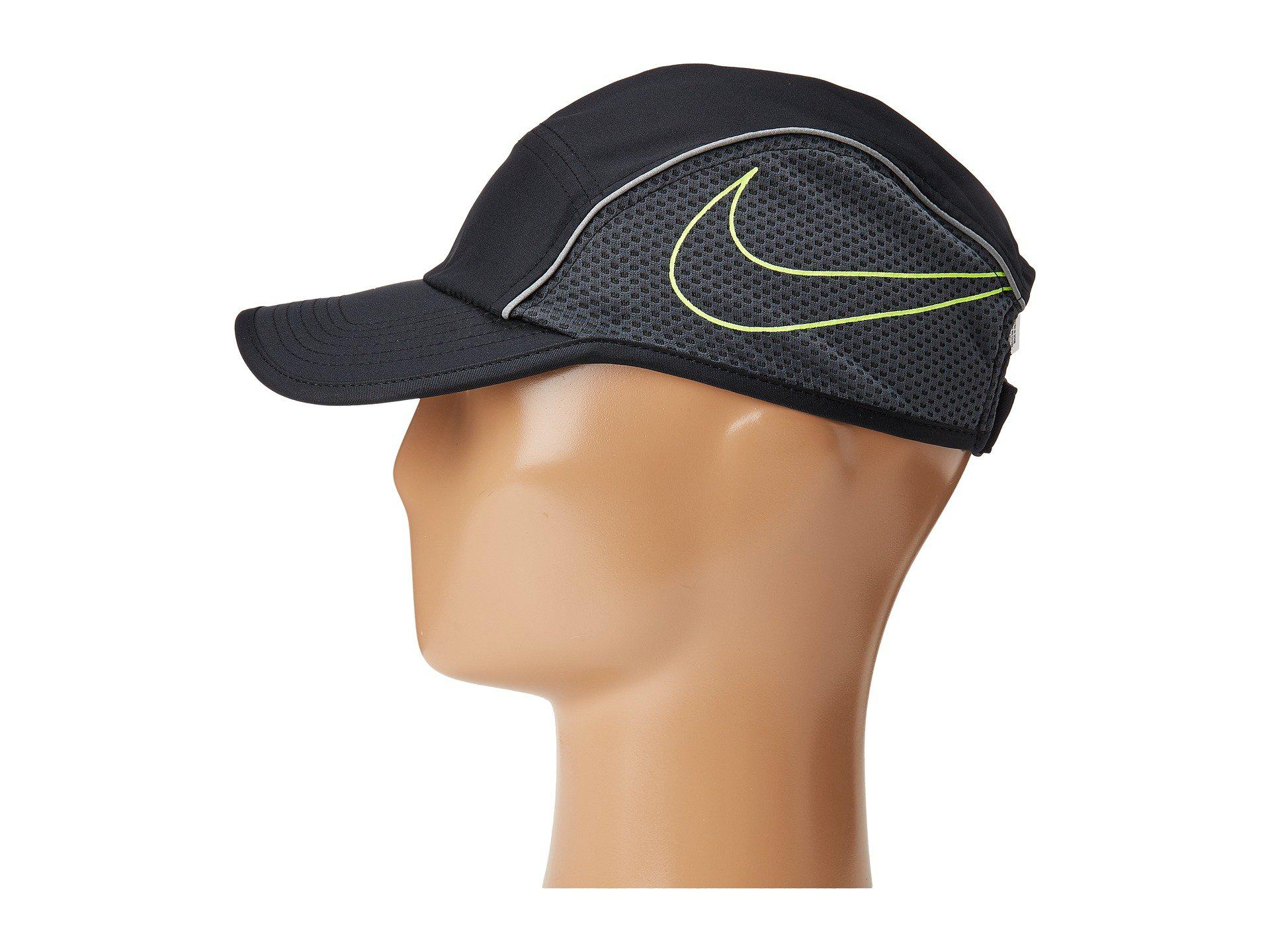 c5cefb10939cb Lyst - Nike Aerobill Aw84 Running Cap in Black for Men