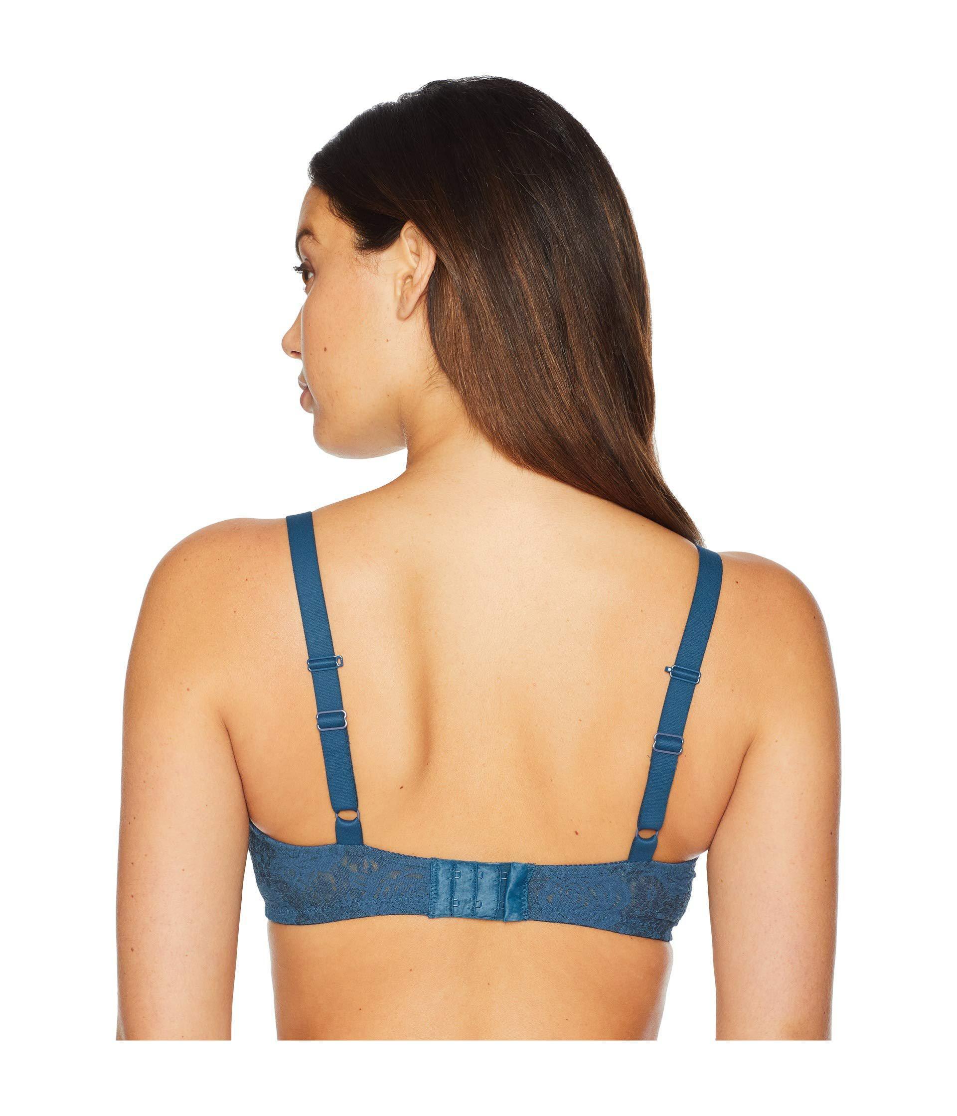c7030668499e7 Wacoal - Blue Halo Lace Underwire Bra 851205 - Lyst. View fullscreen