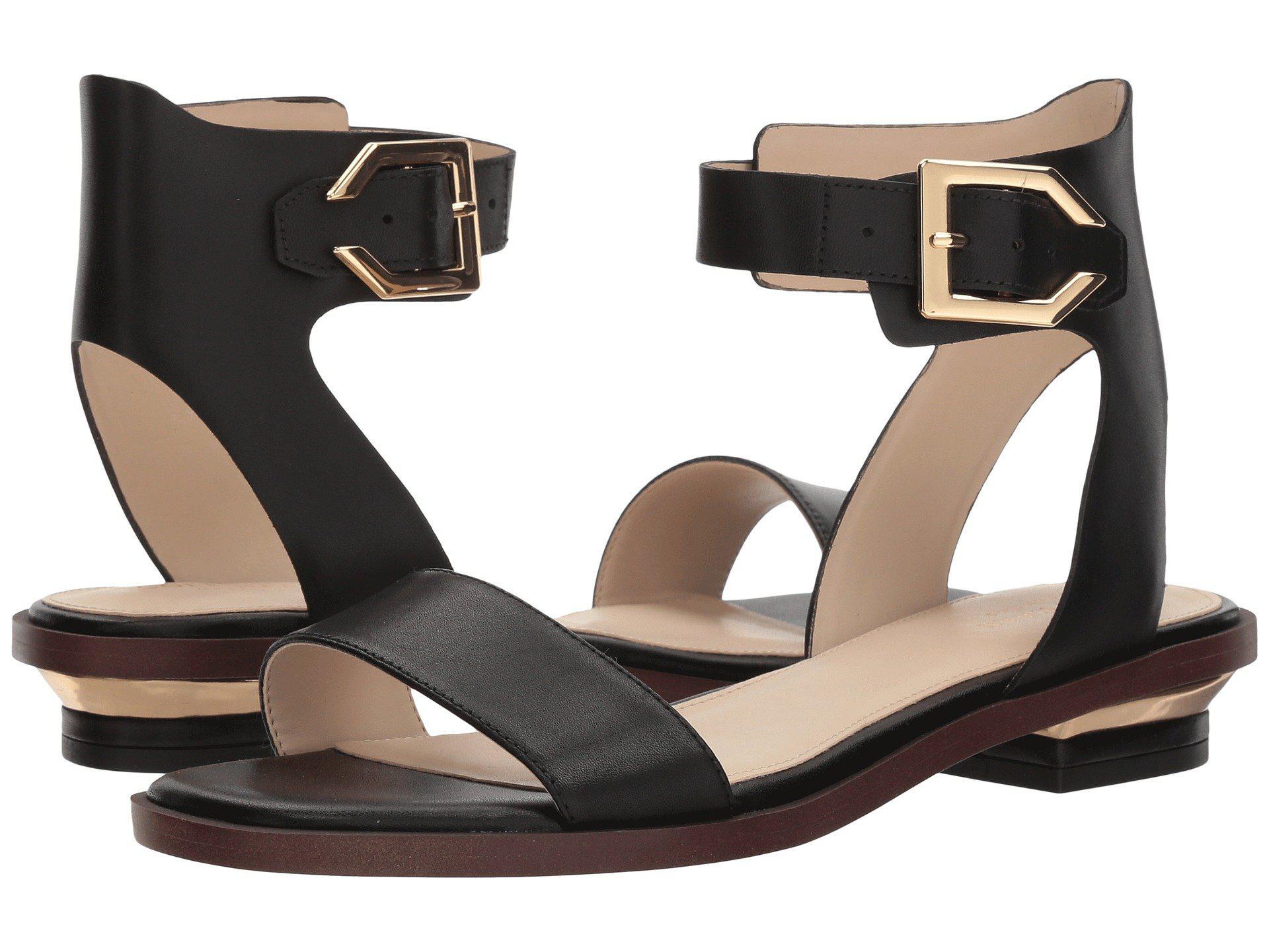 484547e3ba7 Lyst - Cole Haan Avani Sandal in Black - Save 14%