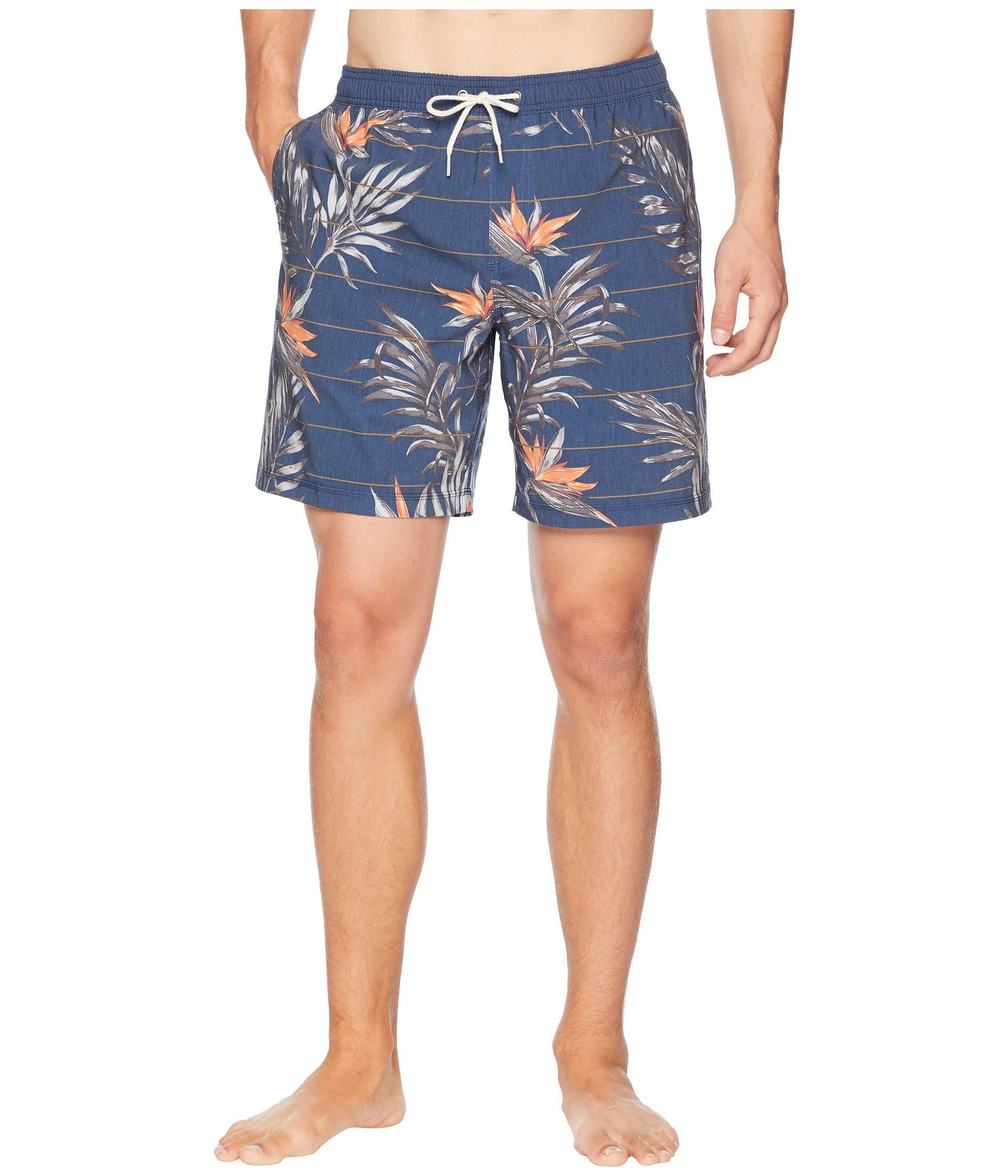 7423f2b153 Lyst - O'neill Sportswear Paradise Volley Boardshorts in Blue for Men