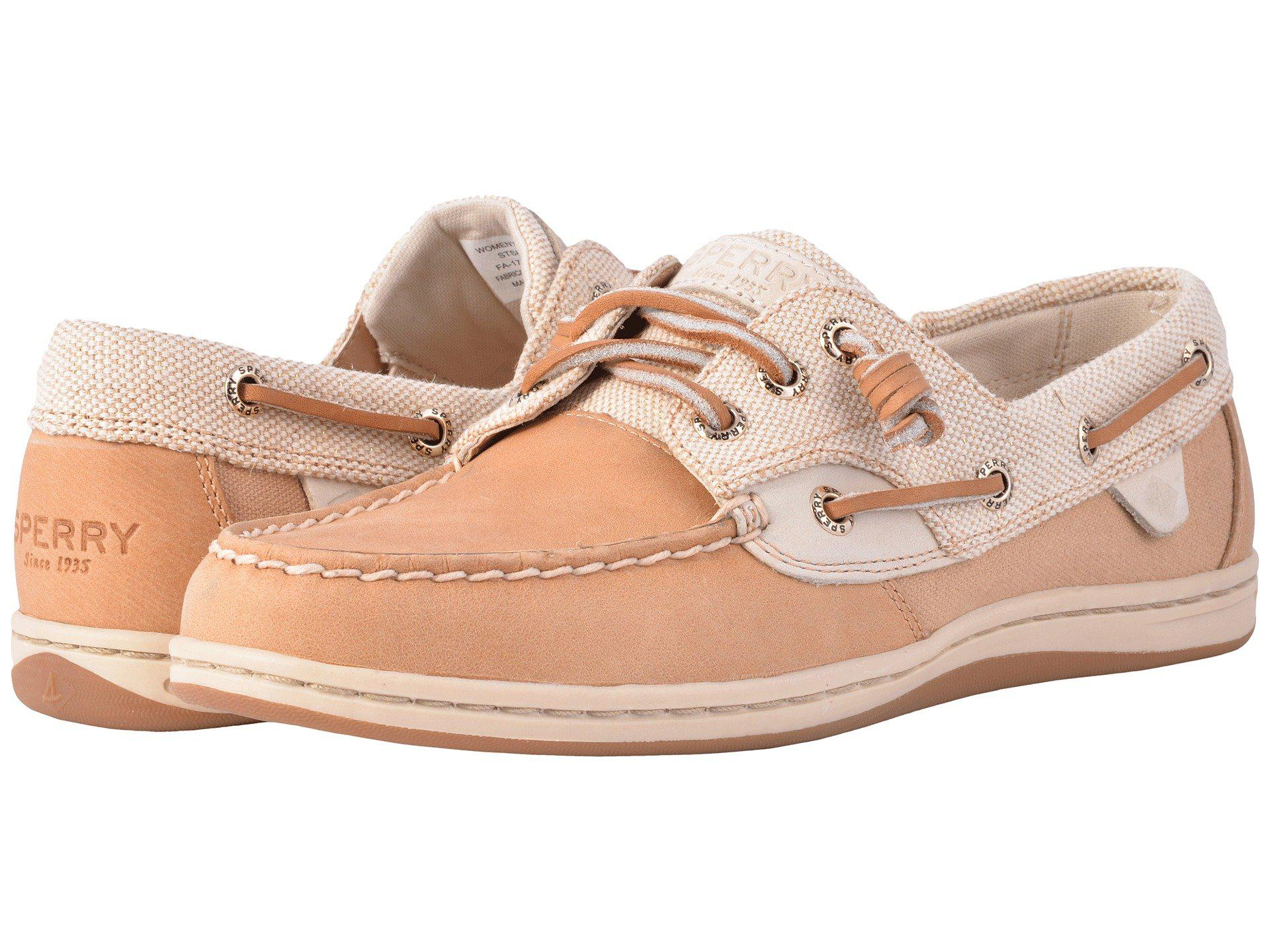 Sperry Songfish Sparkle Canvas wIst6P957e