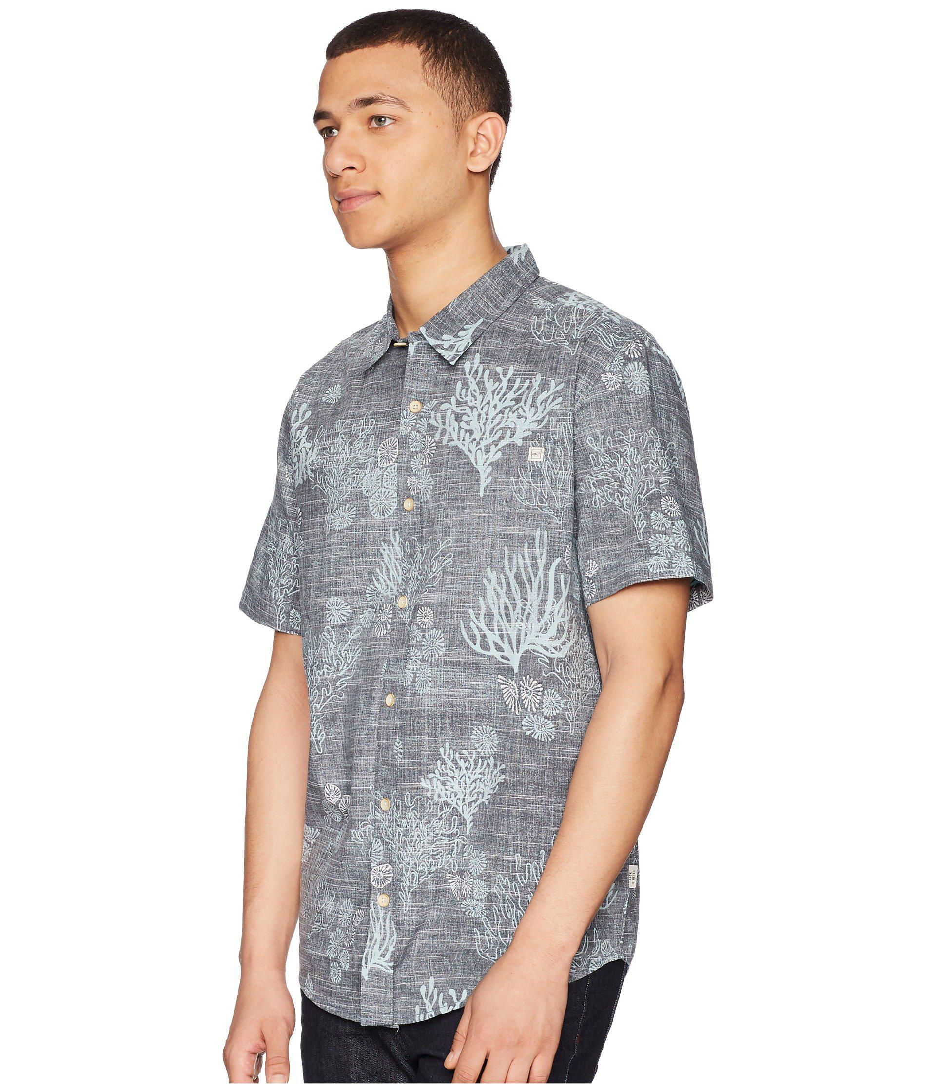 Woven For Sportswear O'neill Men Reef Gray In 22 Lyst Save 3j4Rq5AL
