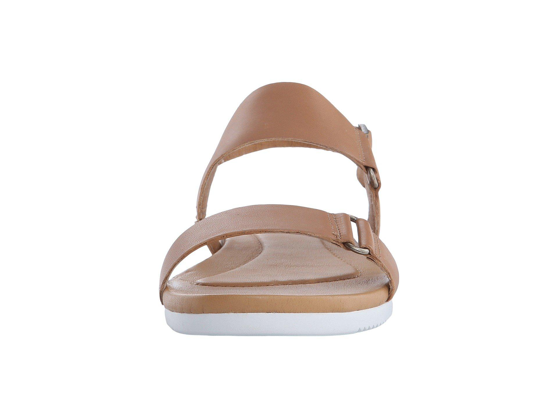 feb719e9aa7c Lyst - Teva Avalina Sandal Leather in Brown
