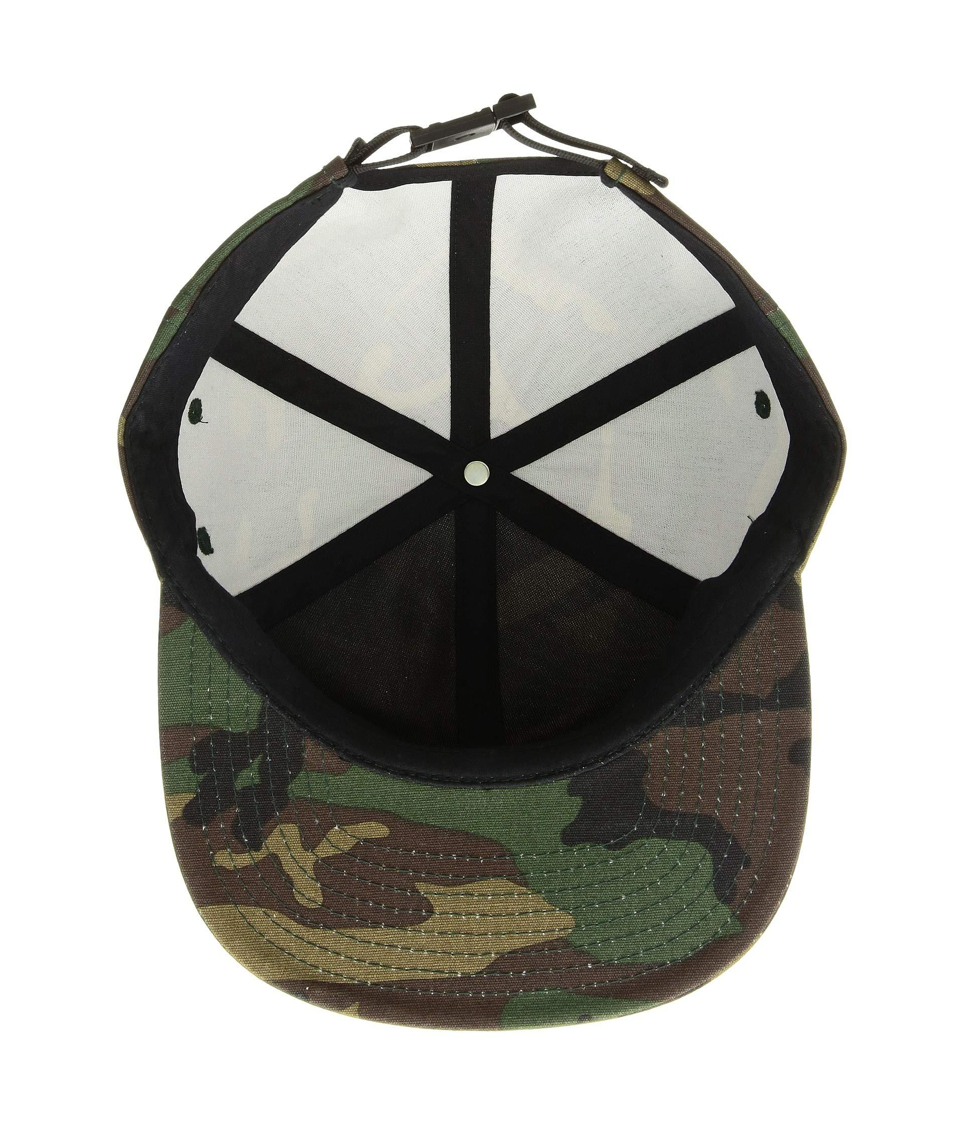 18994f2fe76a1b Lyst - Vans Salton Ii Jockey Hat in Green for Men - Save 4%