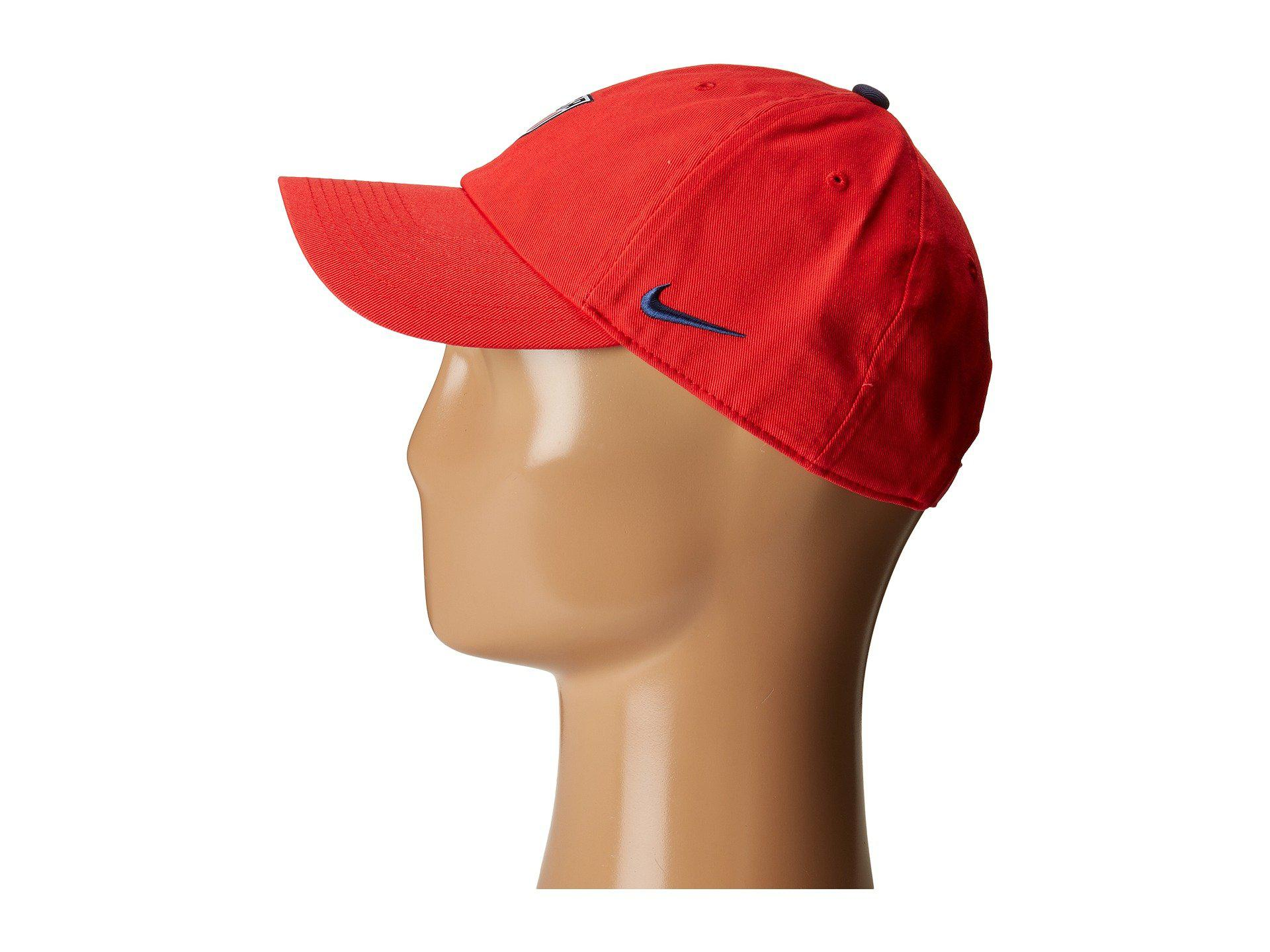 sports shoes c0302 37e37 Lyst - Nike Usa H86 Cap Core in Red for Men